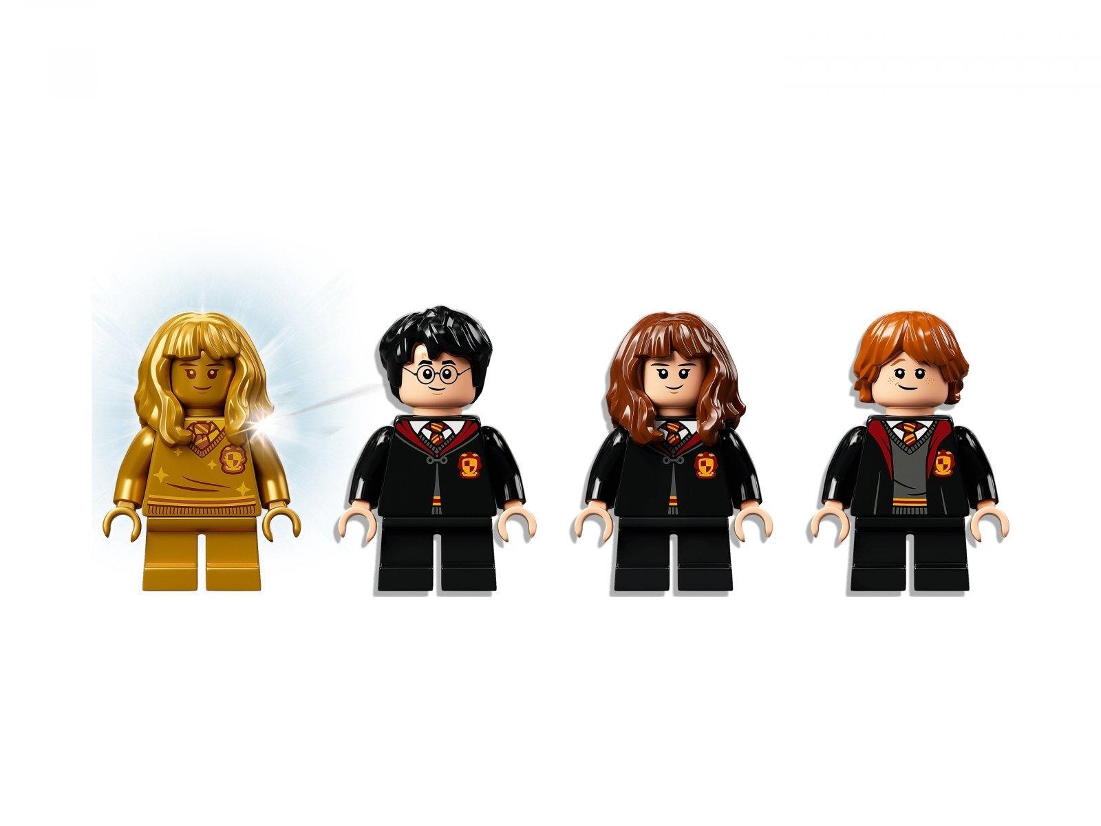 LEGO Harry Potter Hogwart™: spotkanie z Puszkiem 76387