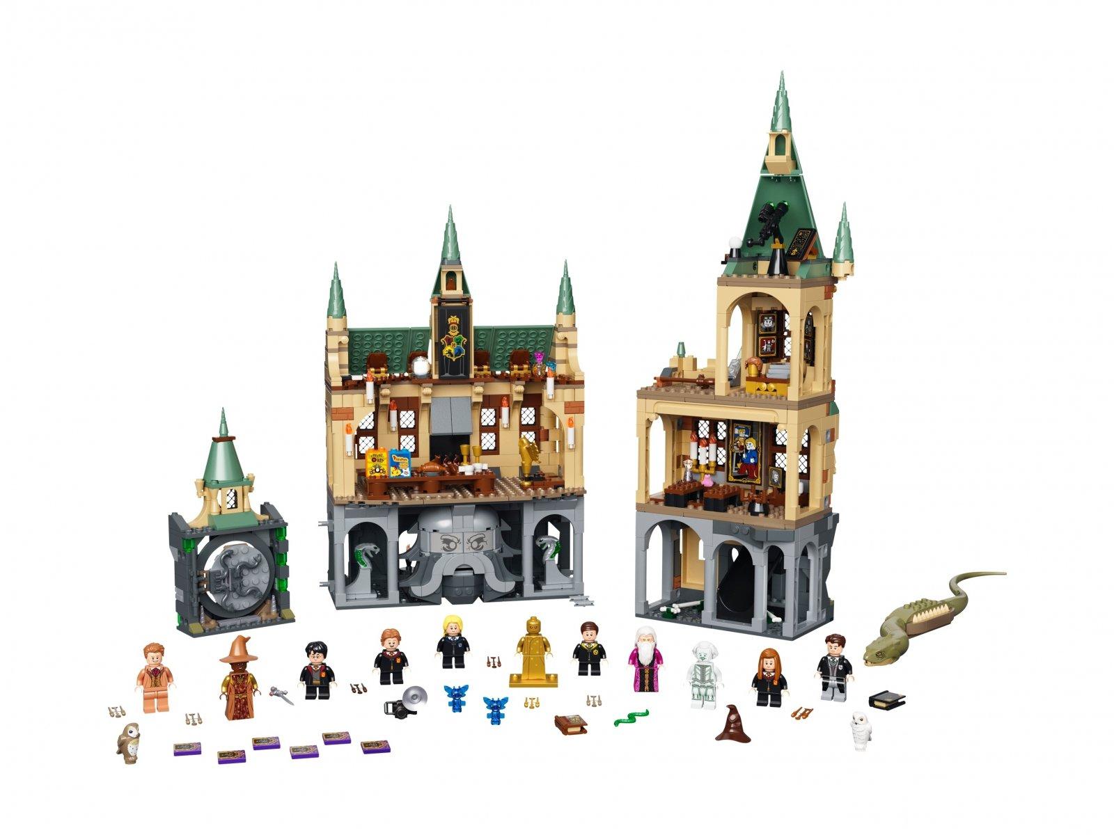 LEGO 76389 Harry Potter Komnata Tajemnic w Hogwarcie™