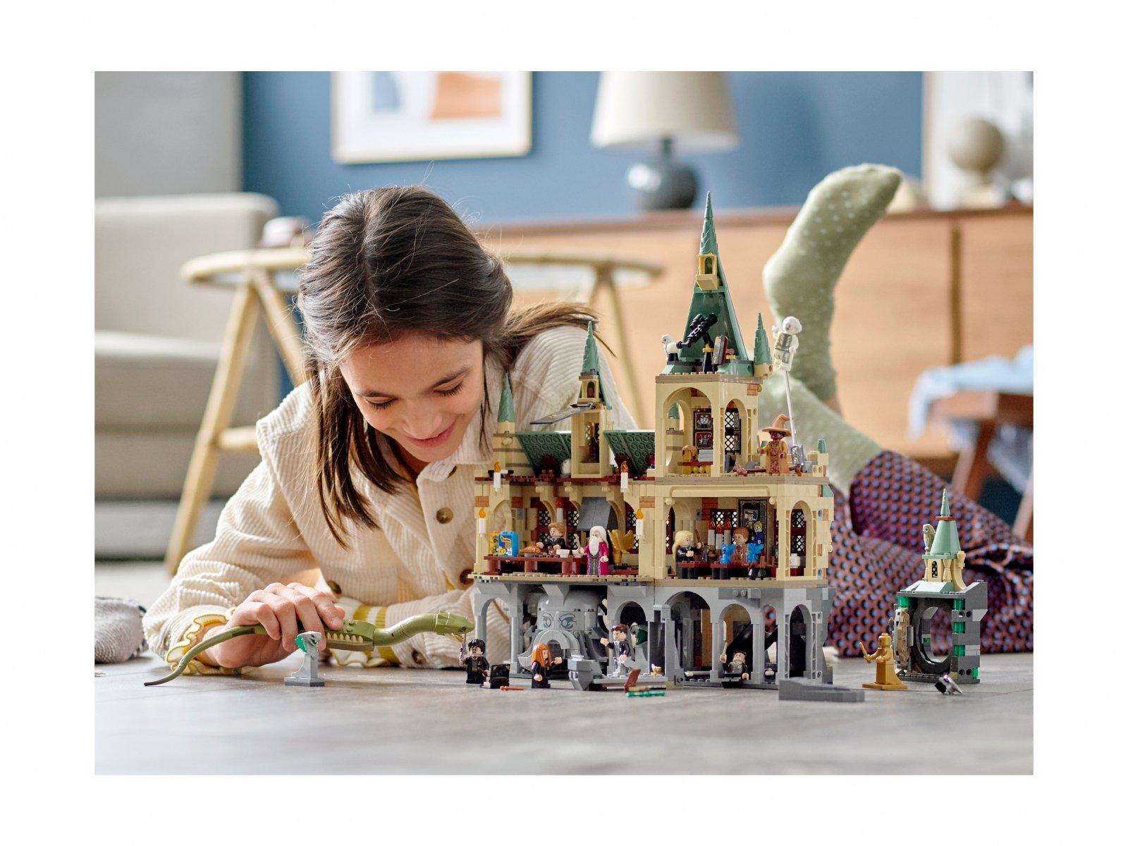LEGO 76389 Komnata Tajemnic w Hogwarcie™