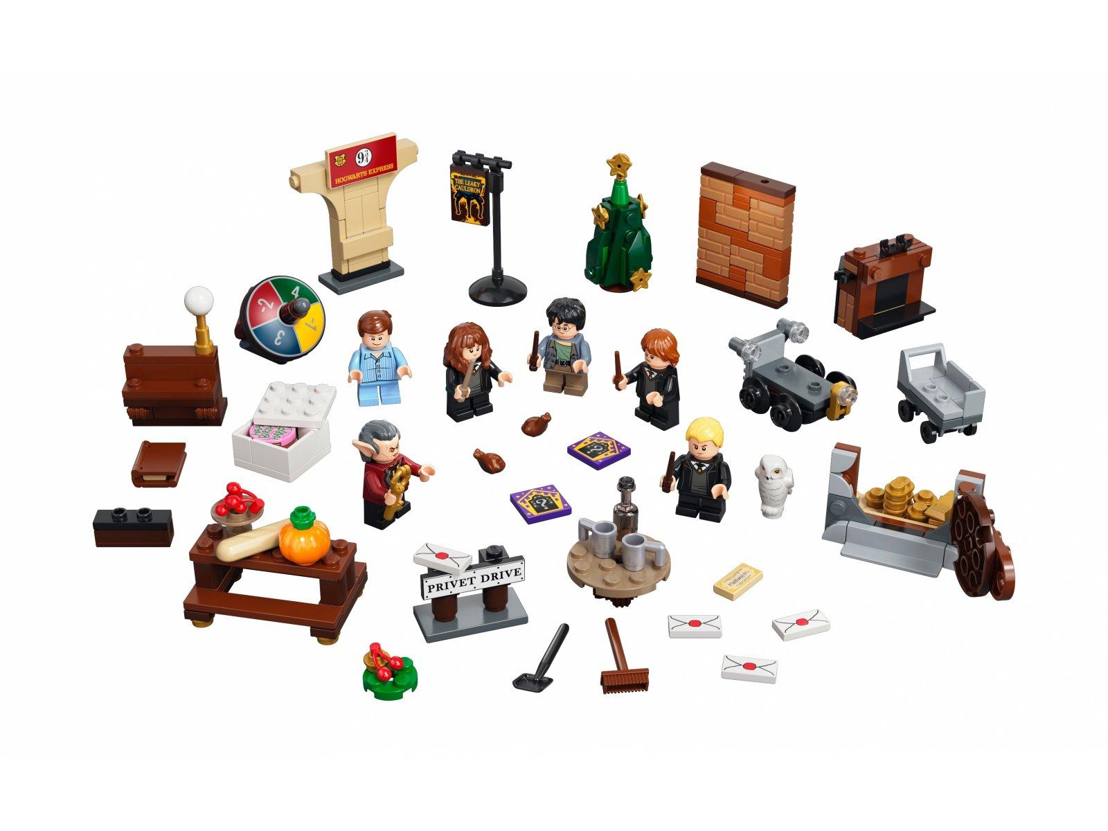 LEGO 76390 Harry Potter Kalendarz adwentowy