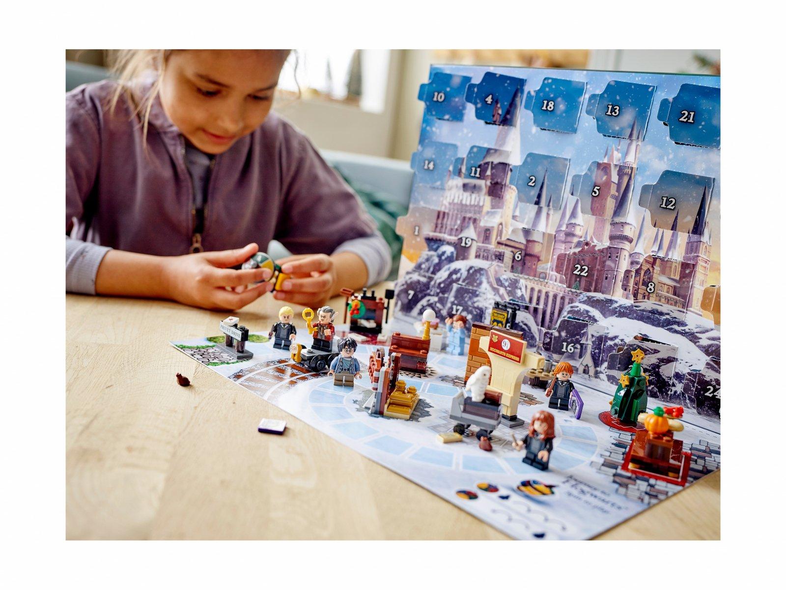 LEGO 76390 Kalendarz adwentowy