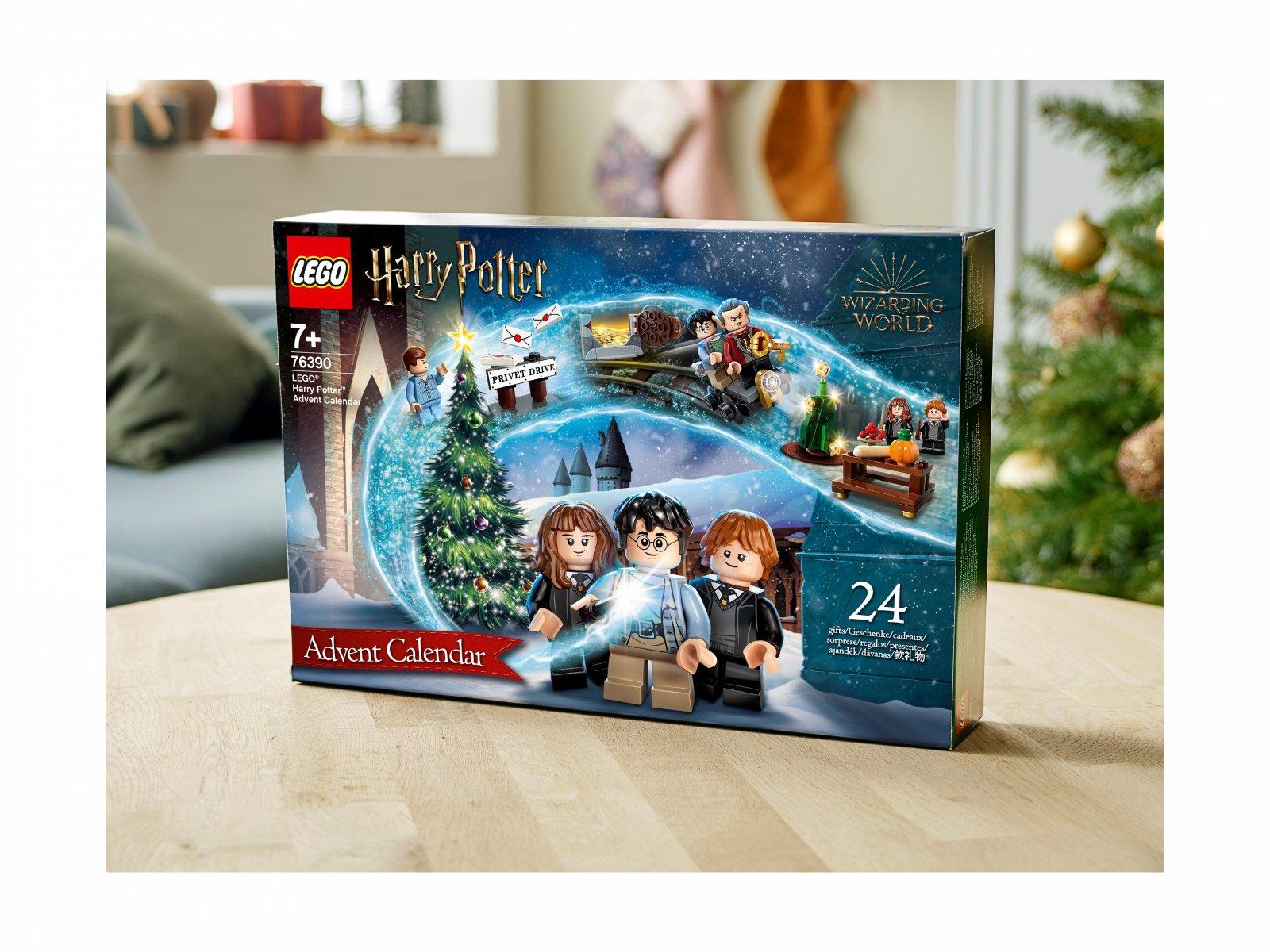 LEGO Harry Potter 76390 Kalendarz adwentowy