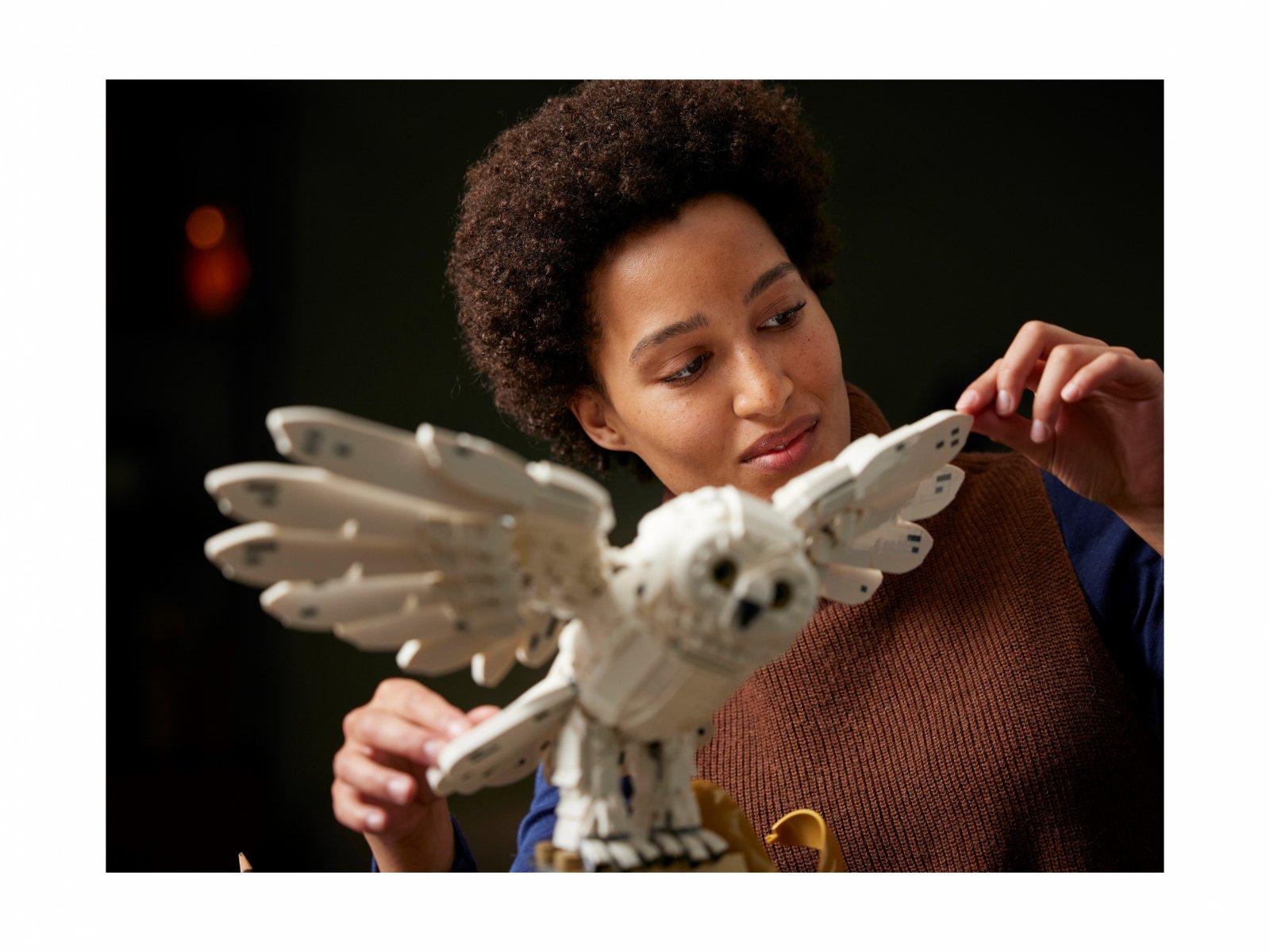 LEGO 76391 Ikony Hogwartu — edycja kolekcjonerska