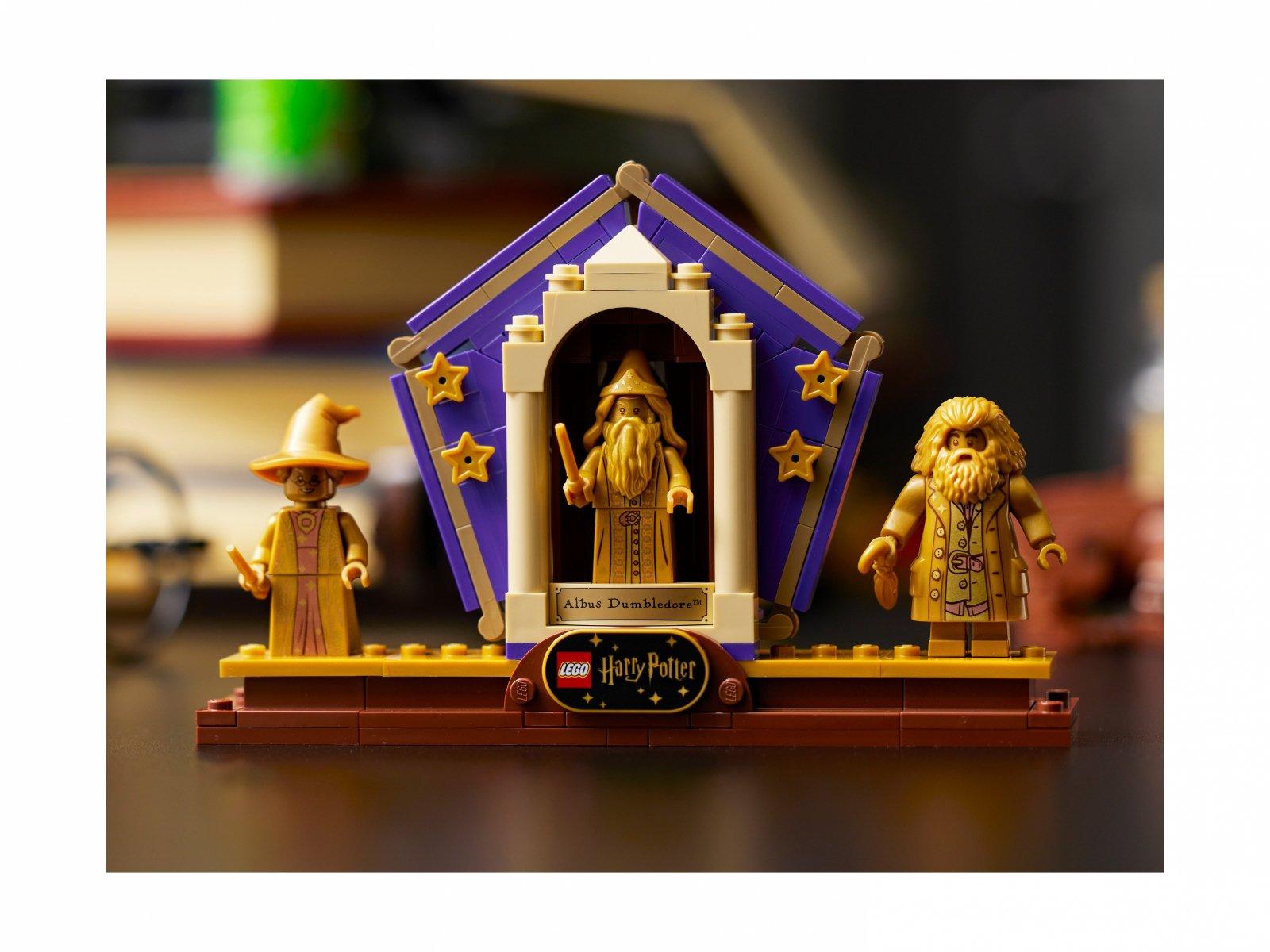 LEGO 76391 Harry Potter Ikony Hogwartu — edycja kolekcjonerska