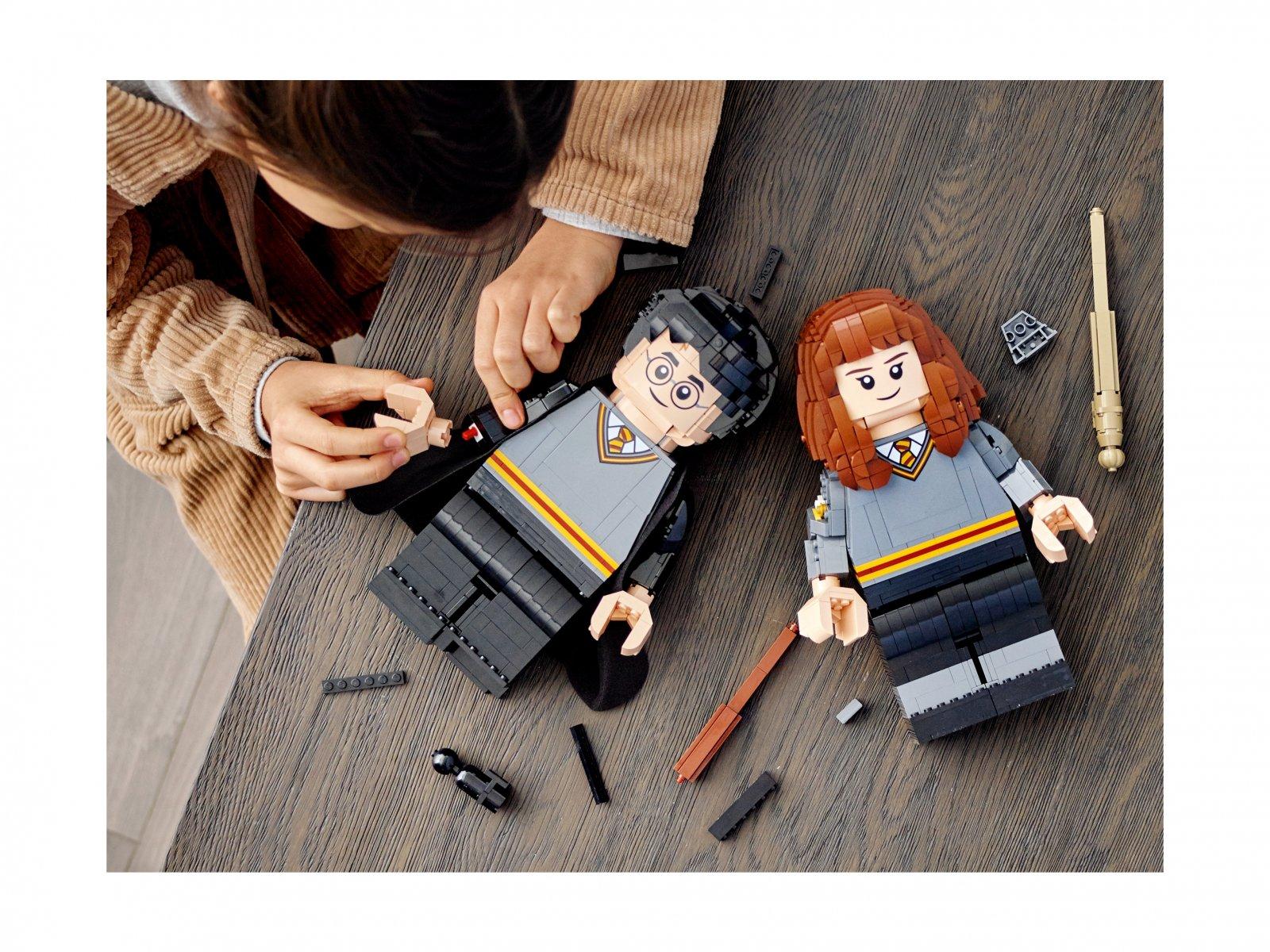 LEGO 76393 Harry Potter™ i Hermiona Granger™
