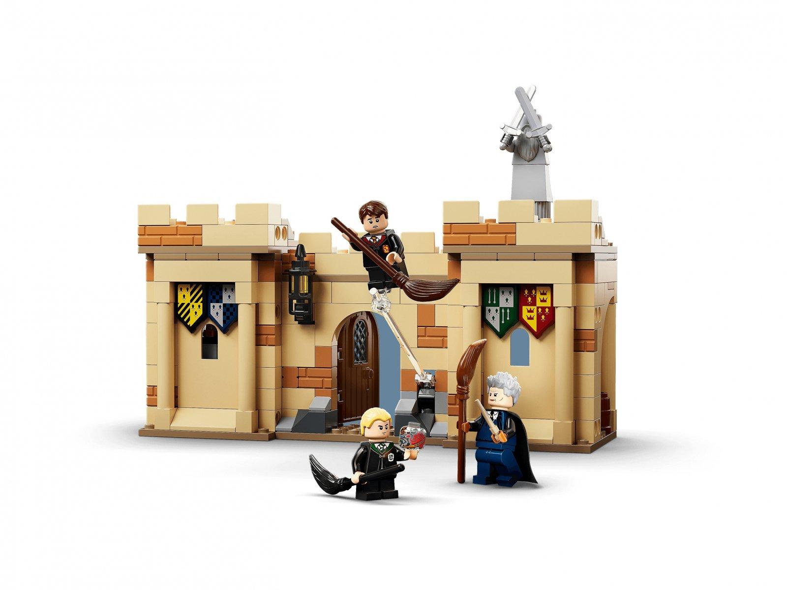 LEGO 76395 Hogwart™: Pierwsza lekcja latania