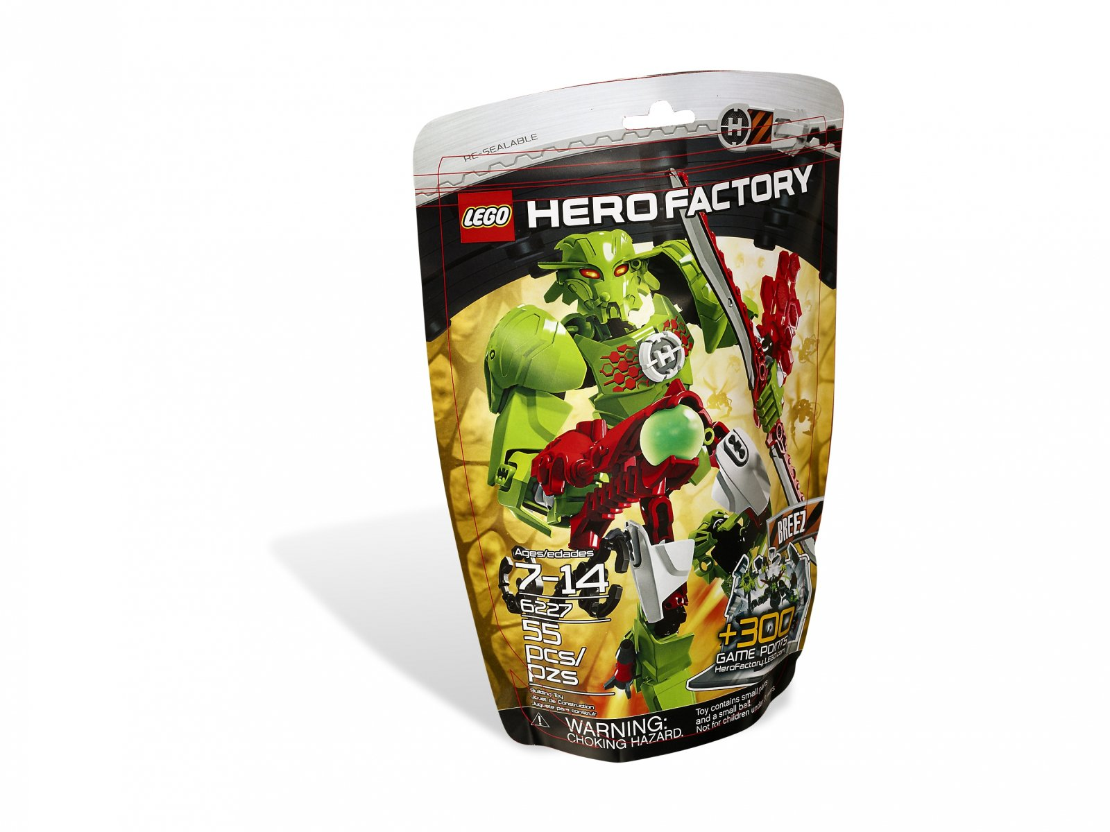 LEGO 6227 Hero Factory BREEZ