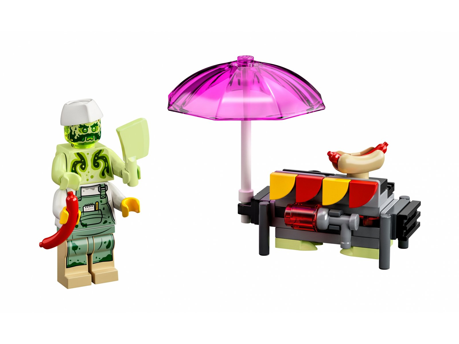 LEGO 30463 Nawiedzone hot dogi kucharza Enzo