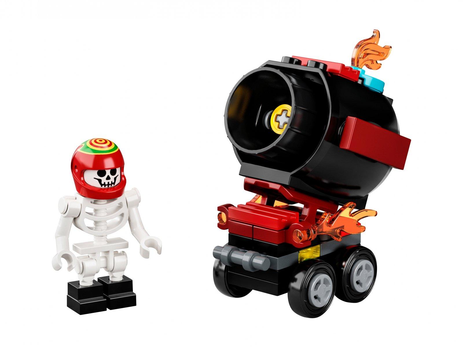 LEGO 30464 Armata kaskaderska El Fuego