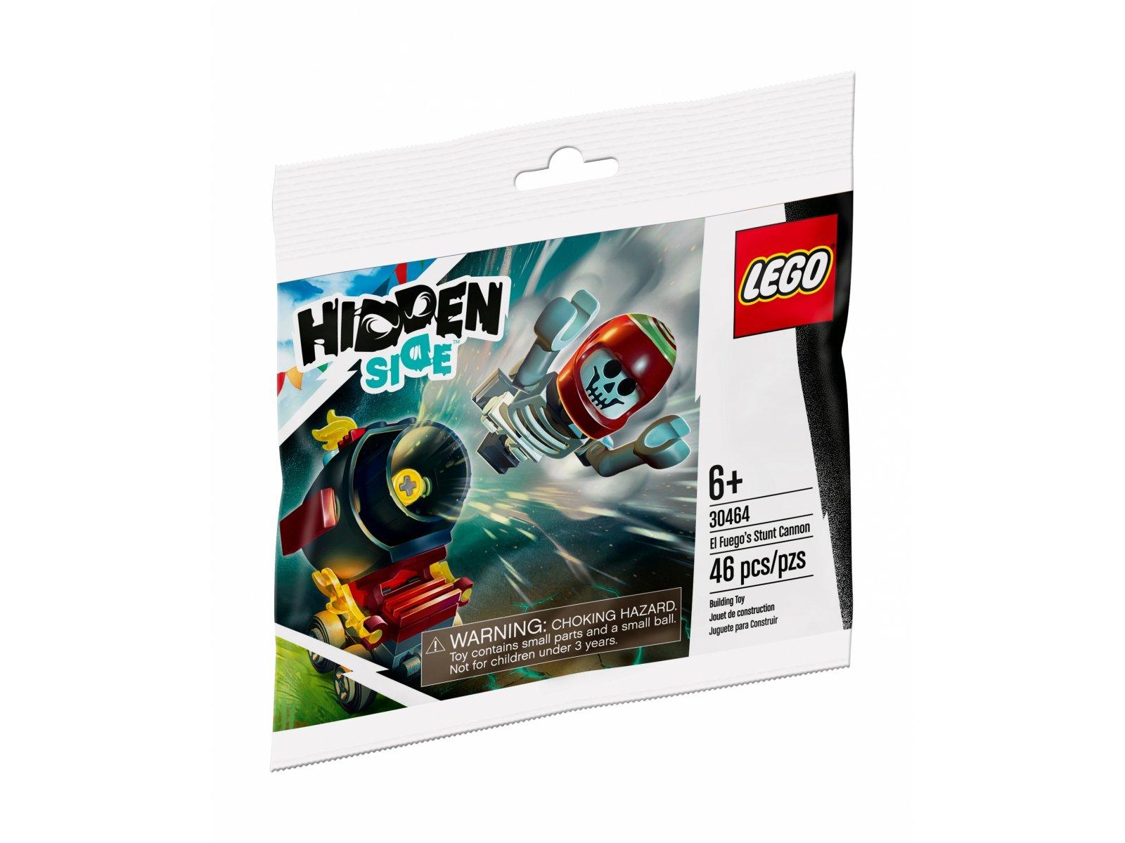 LEGO 30464 Hidden Side Armata kaskaderska El Fuego