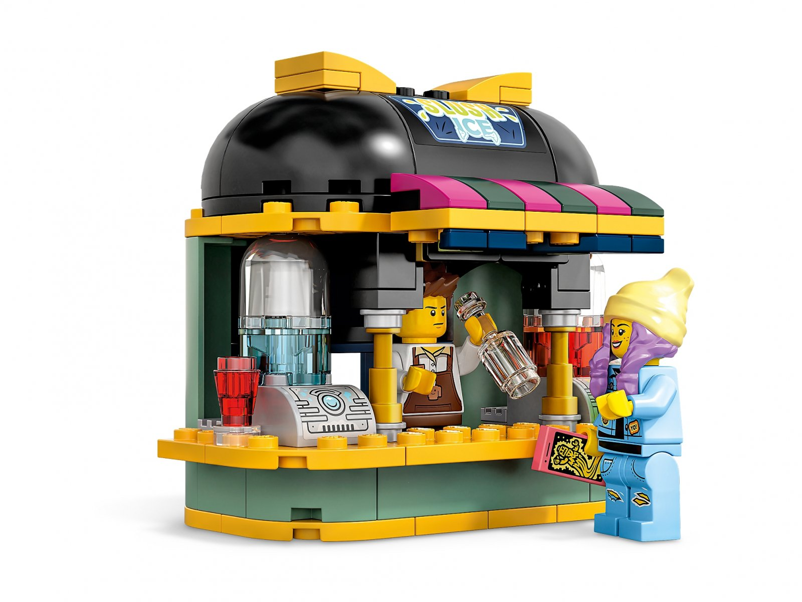 LEGO 40336 Hidden Side™ Bar z sokami w Newbury