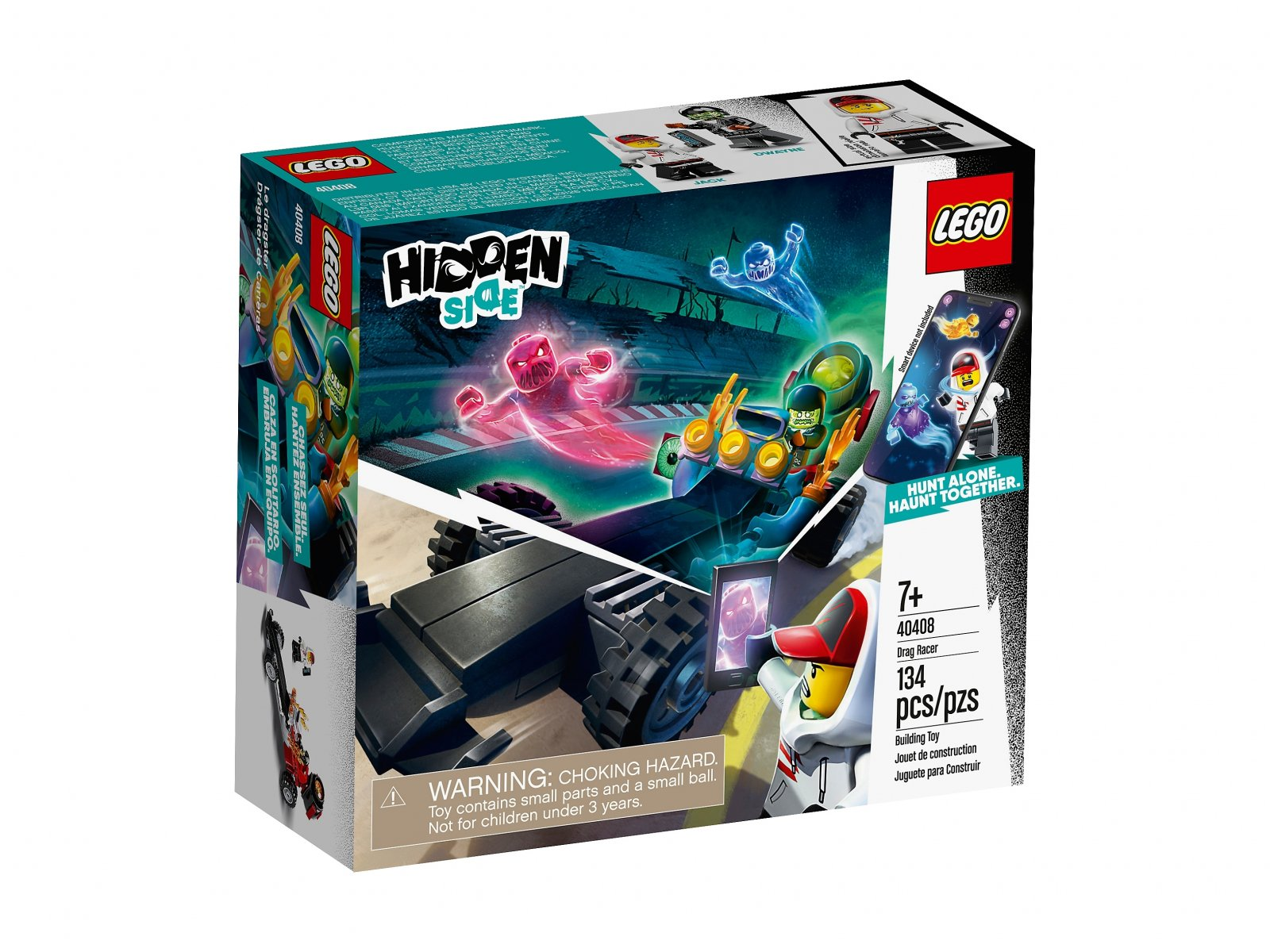 LEGO Hidden Side™ Dragster 40408