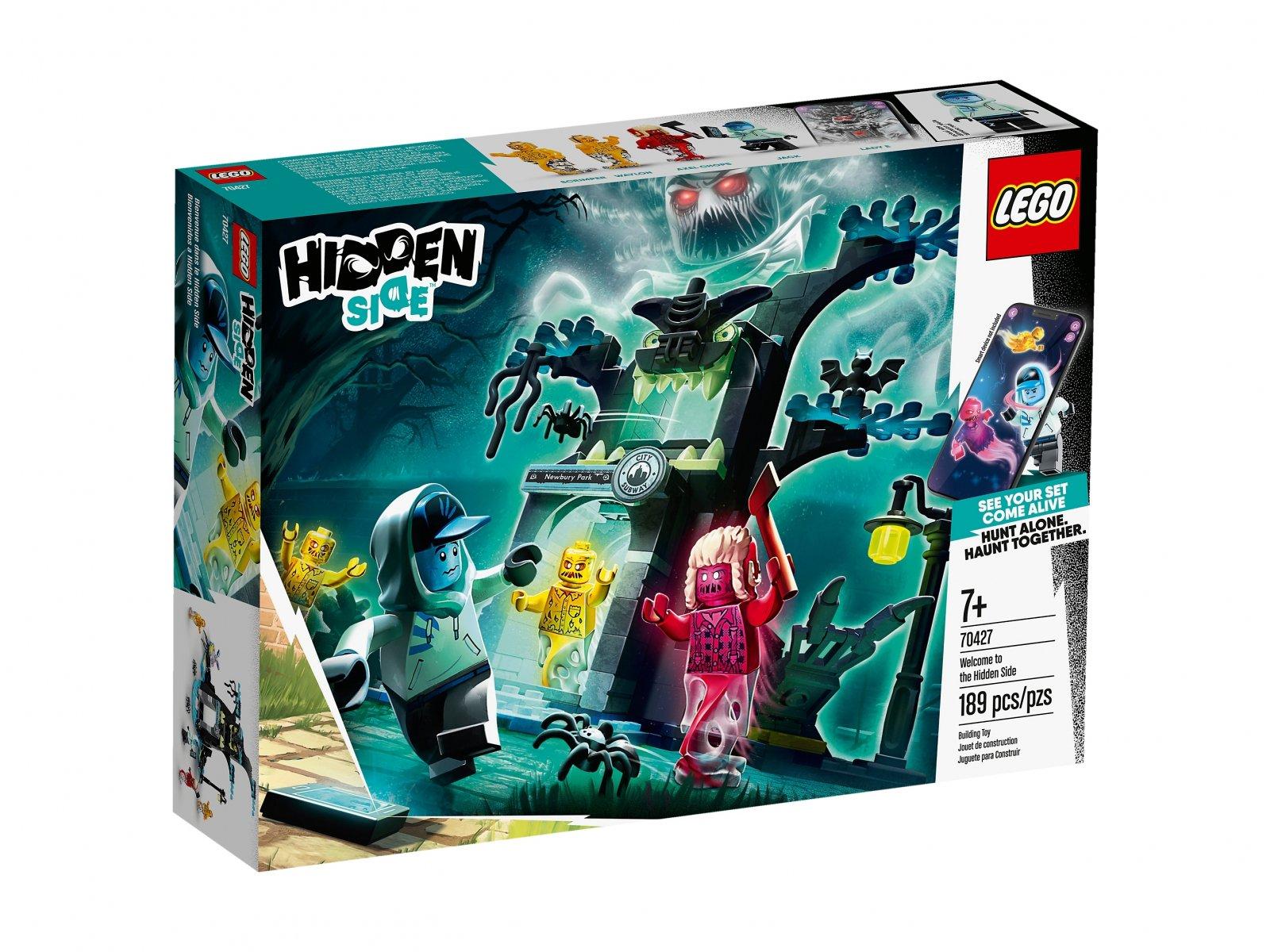 LEGO 70427 Witaj w Hidden Side