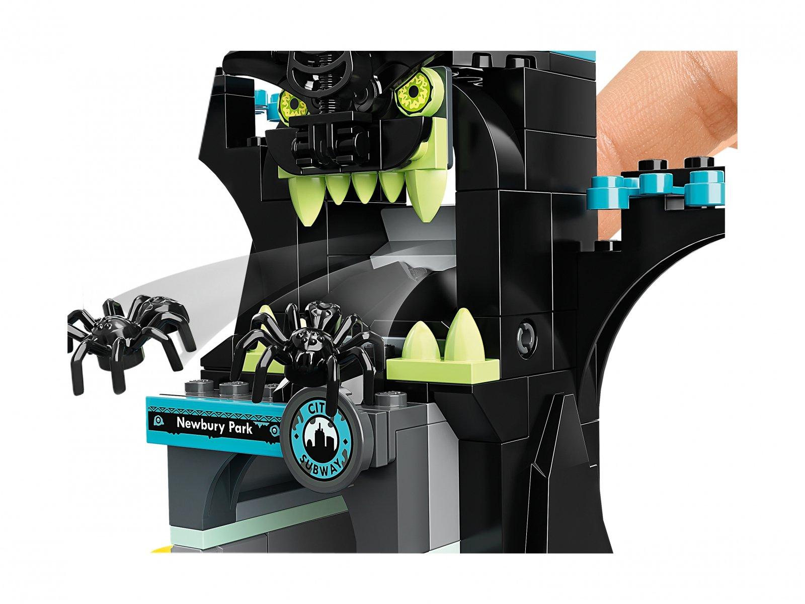 LEGO Hidden Side™ Witaj w Hidden Side 70427
