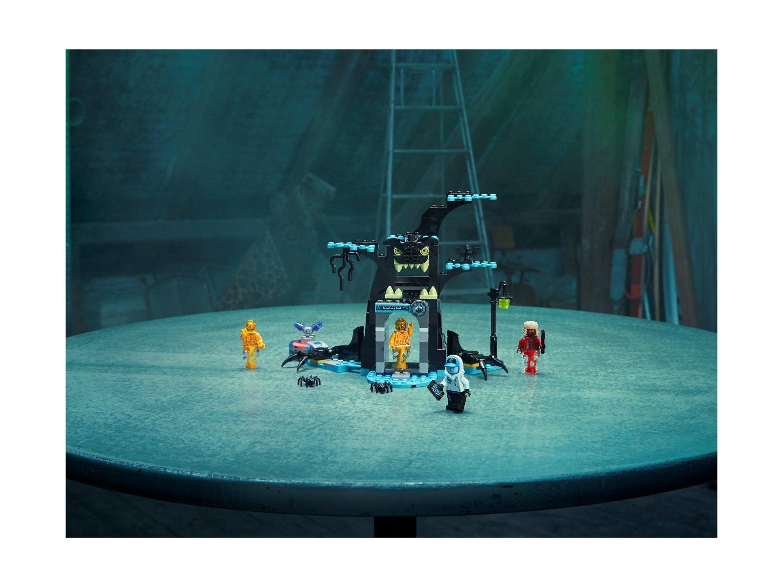 LEGO Hidden Side™ 70427 Witaj w Hidden Side