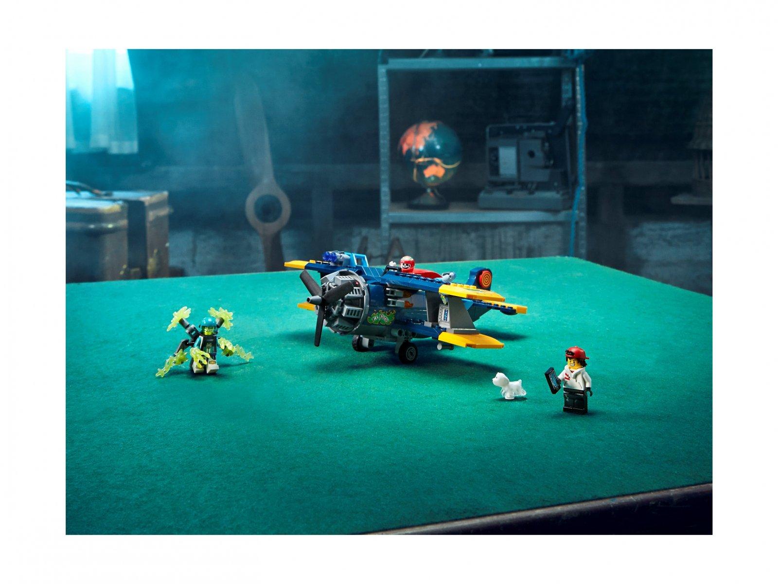 LEGO 70429 Hidden Side™ Samolot kaskaderski El Fuego