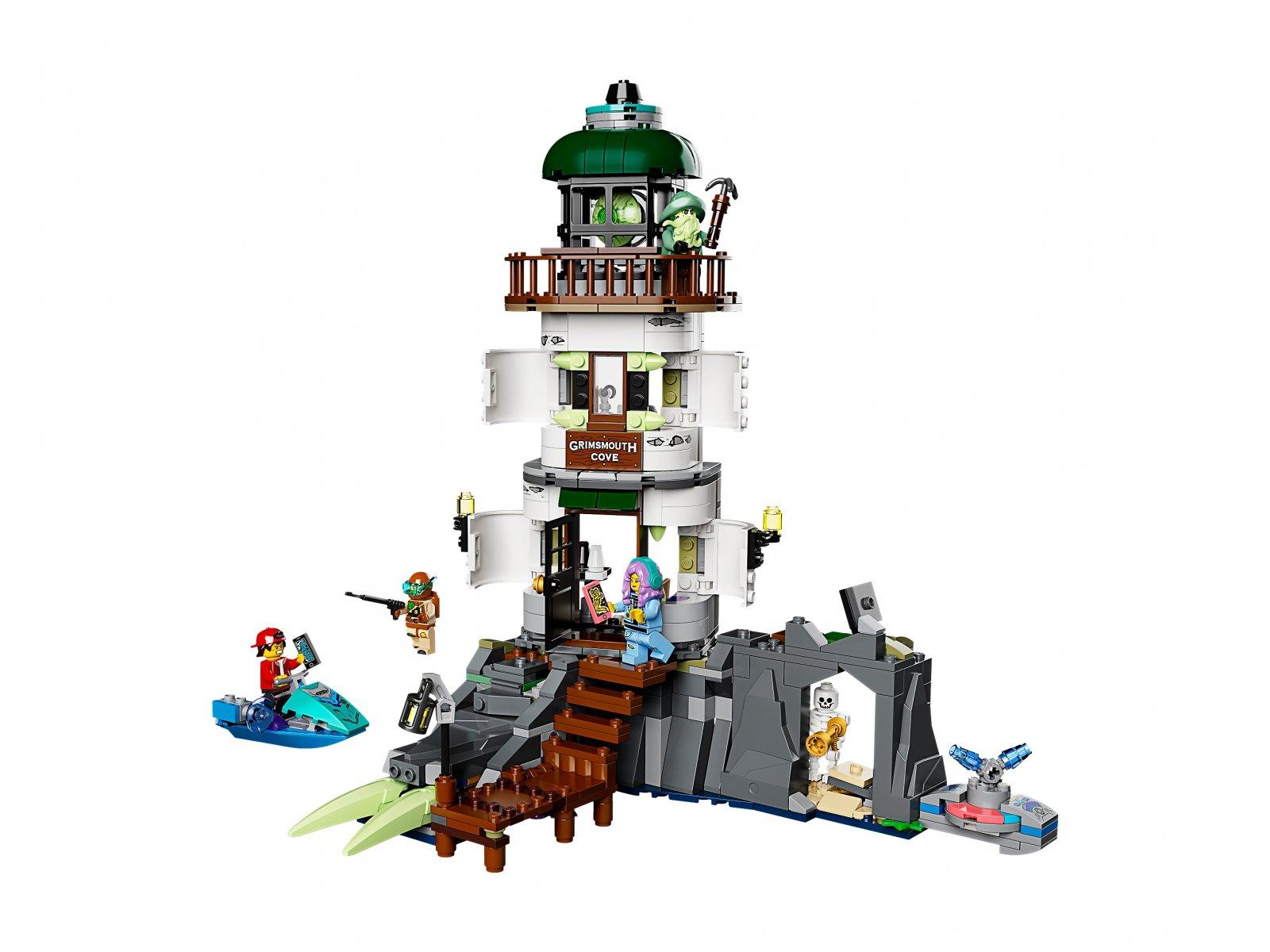 LEGO Hidden Side™ 70431 Latarnia ciemności