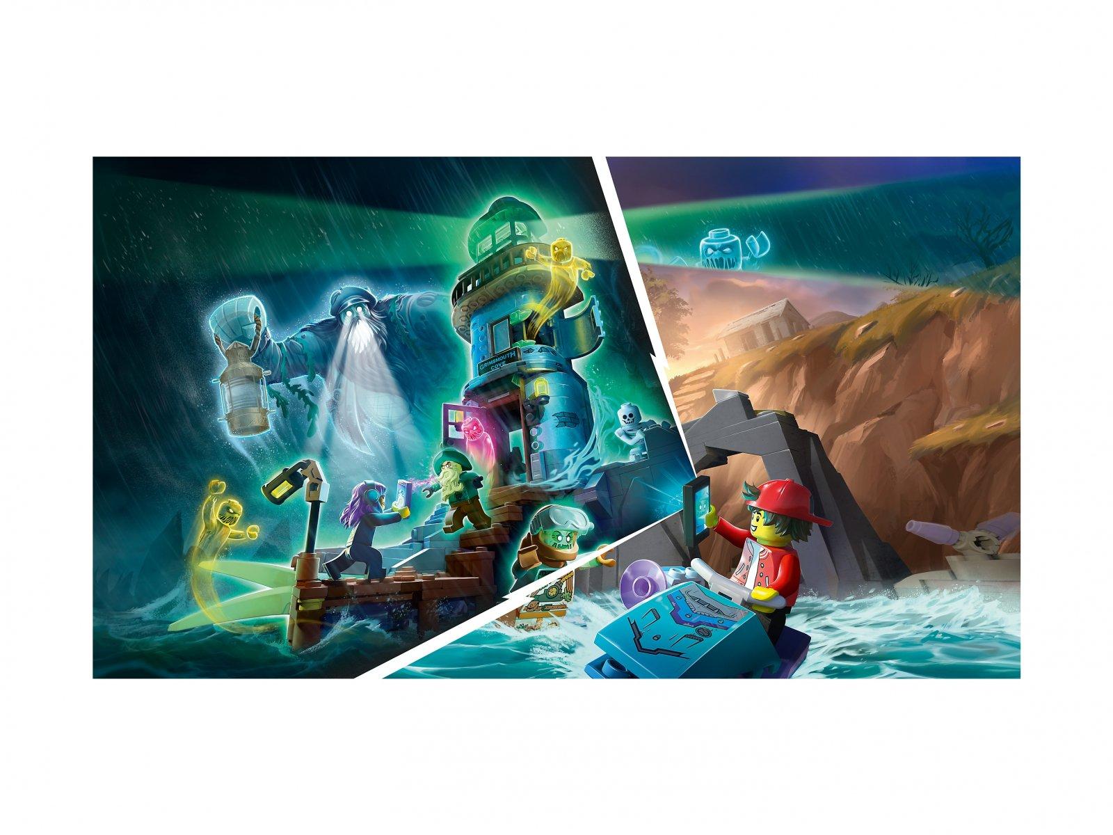 LEGO Hidden Side™ Latarnia ciemności 70431