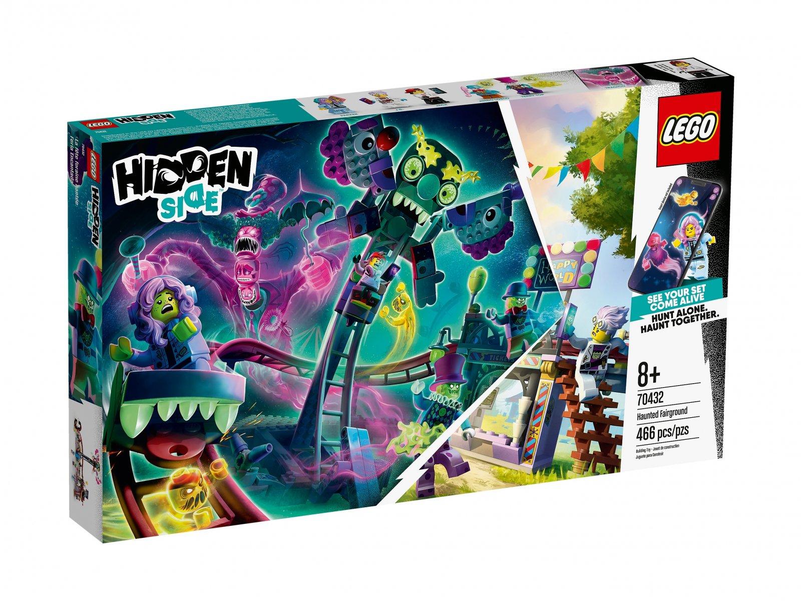 LEGO 70432 Nawiedzony lunapark