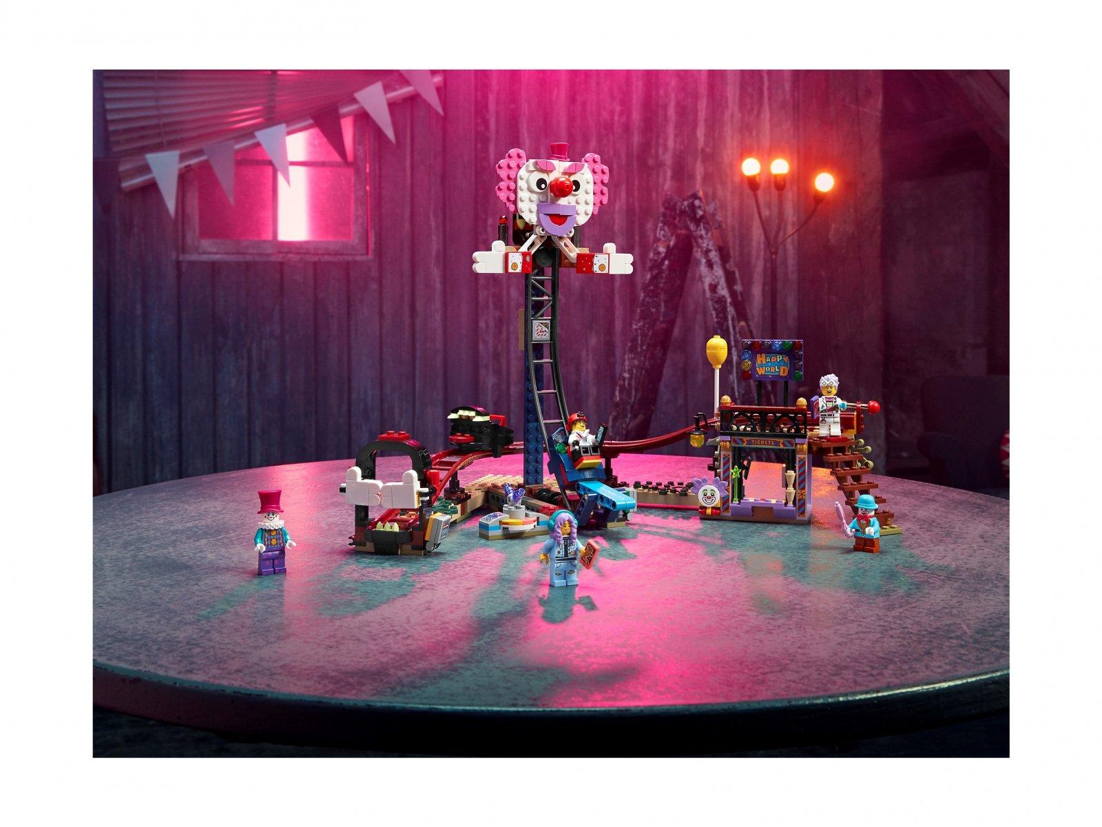 LEGO Hidden Side™ 70432 Nawiedzony lunapark