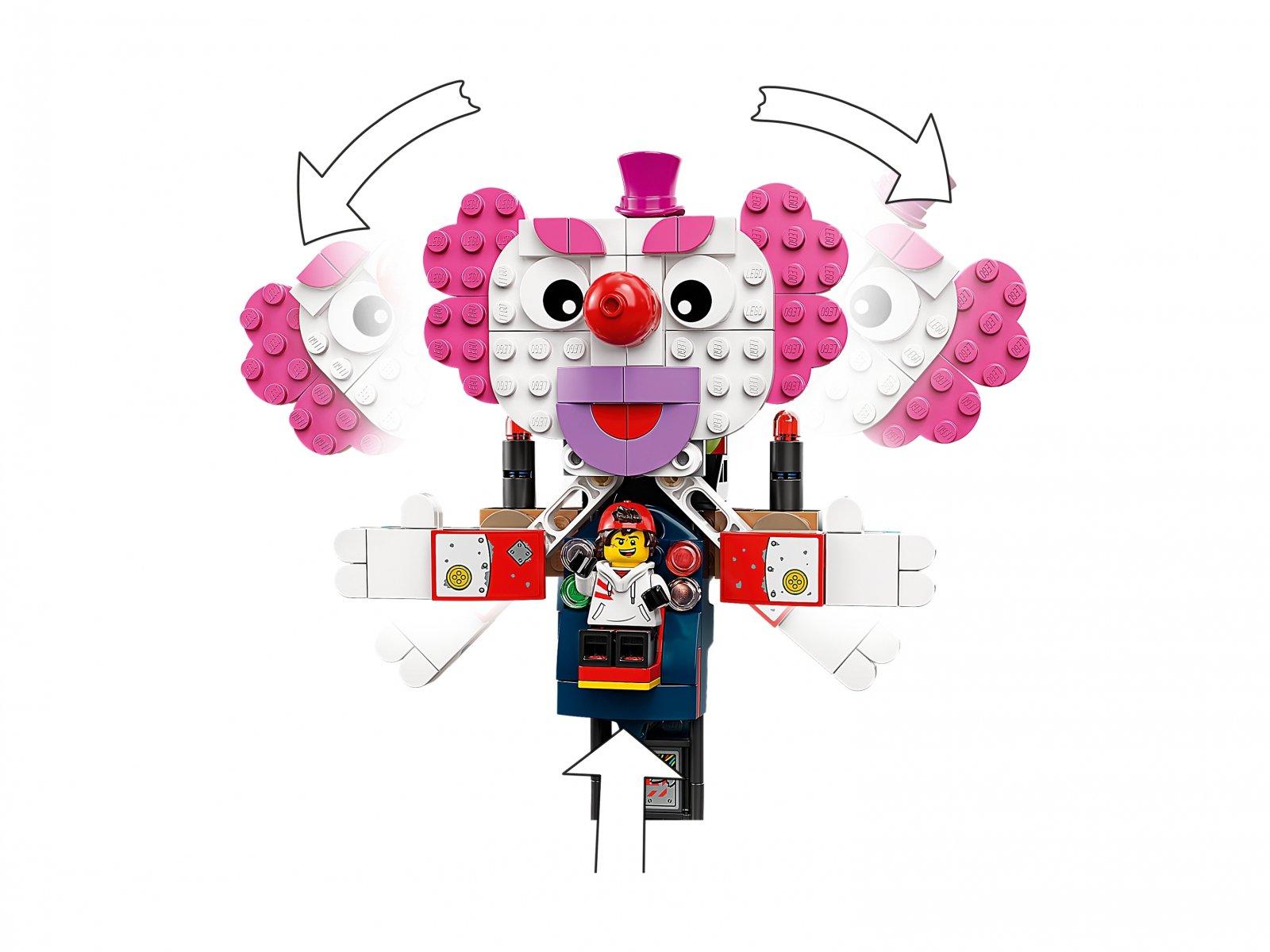 LEGO Hidden Side™ Nawiedzony lunapark 70432