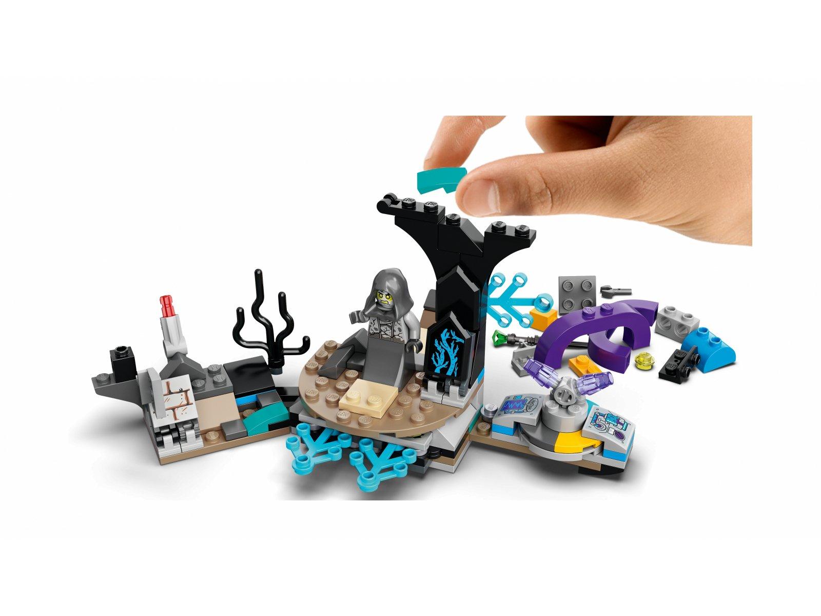 LEGO 70433 Hidden Side™ Łódź podwodna J.B.