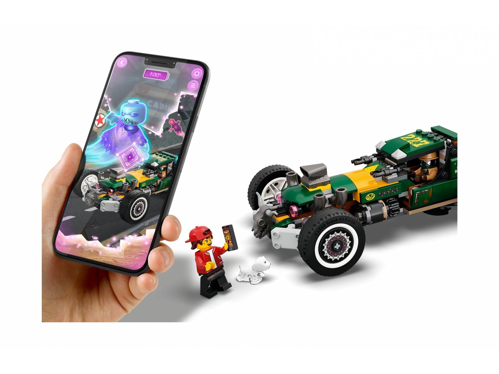 LEGO Hidden Side™ 70434 Nawiedzona wyścigówka