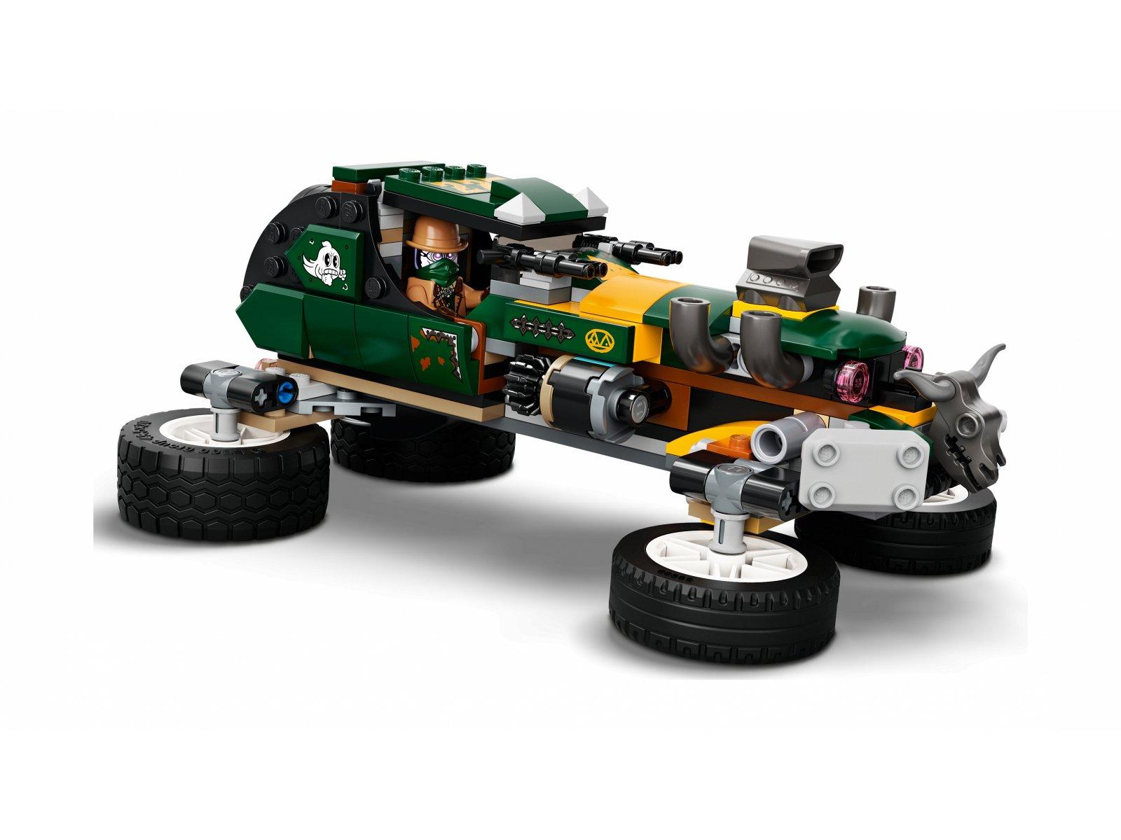 LEGO 70434 Nawiedzona wyścigówka