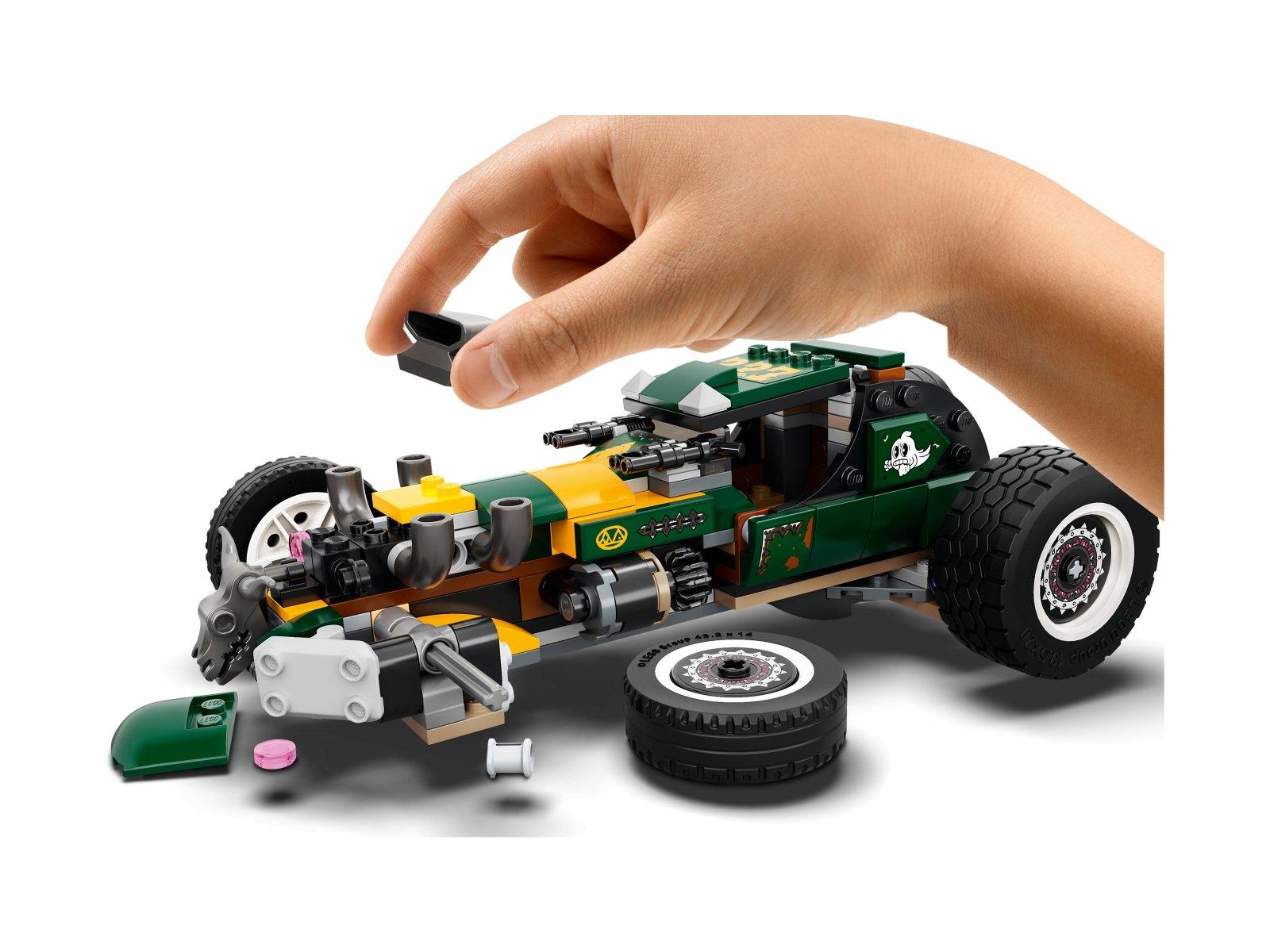 LEGO Hidden Side™ Nawiedzona wyścigówka 70434