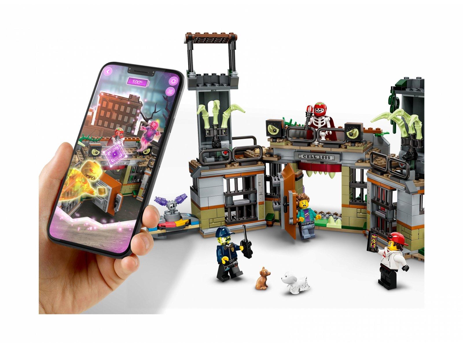 LEGO 70435 Opuszczone więzienie w Newbury
