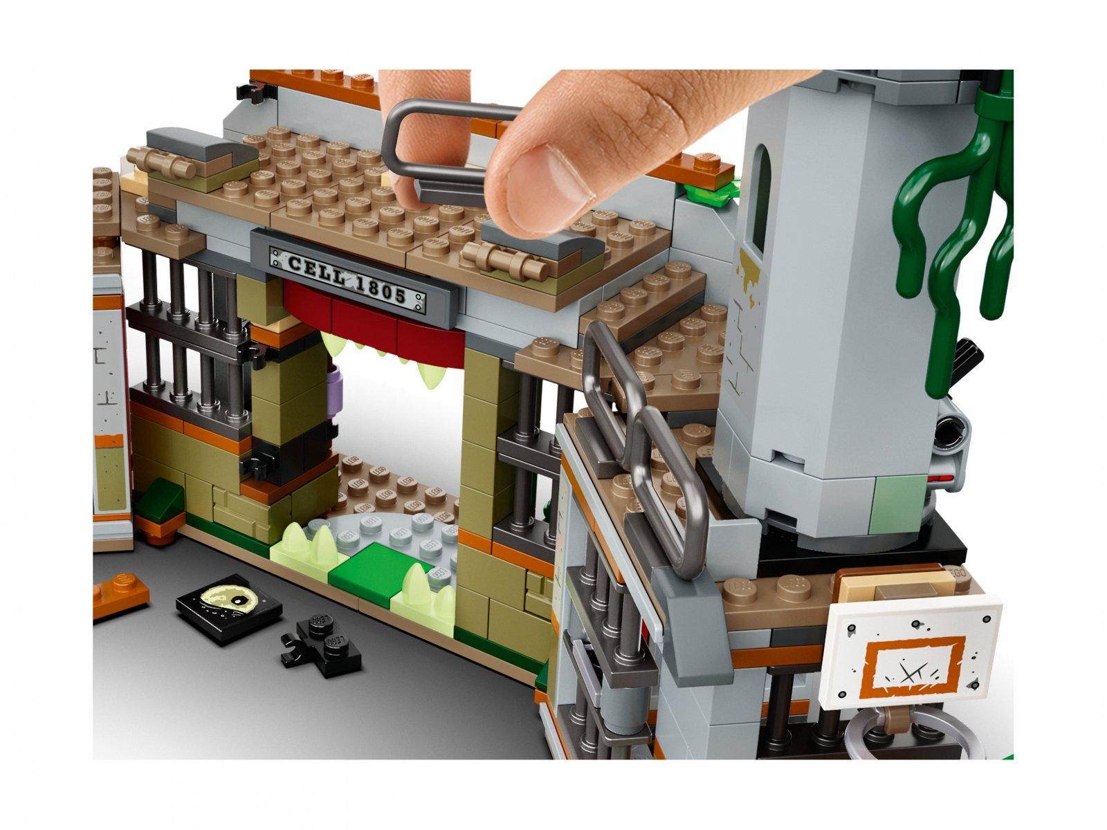 LEGO 70435 Hidden Side™ Opuszczone więzienie w Newbury