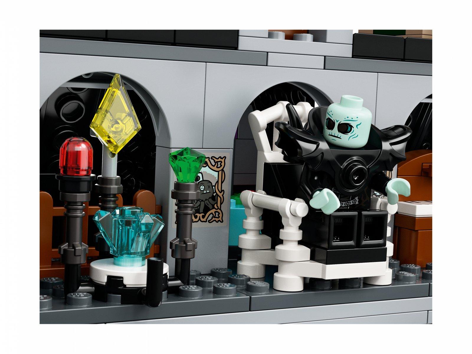 LEGO 70437 Tajemniczy zamek