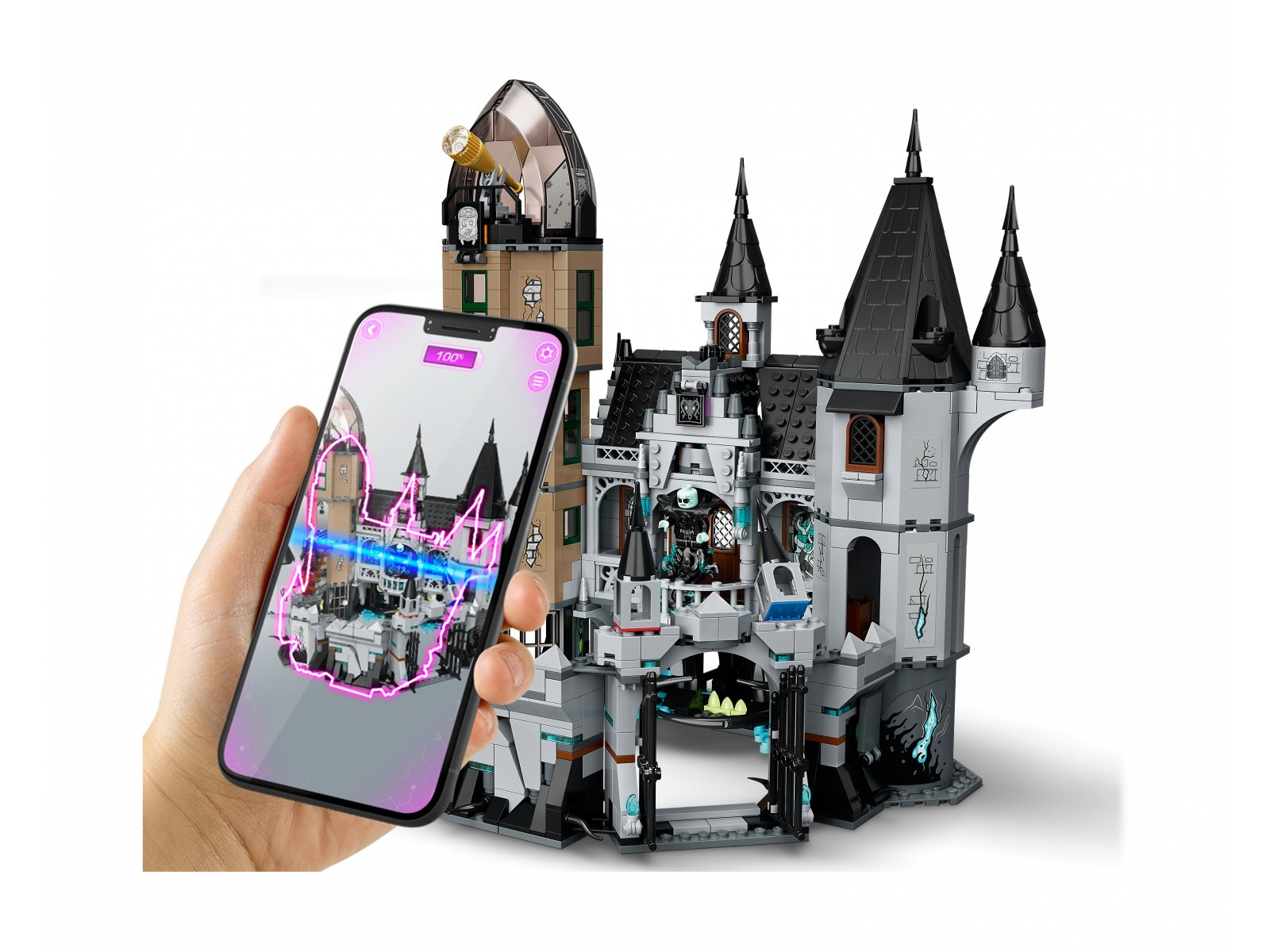 LEGO Hidden Side™ 70437 Tajemniczy zamek