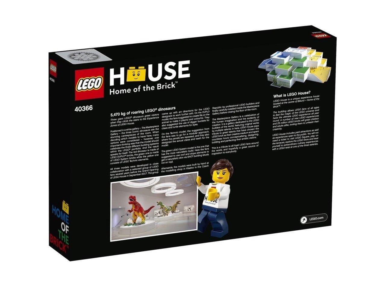 LEGO 40366 House Dinosaurs
