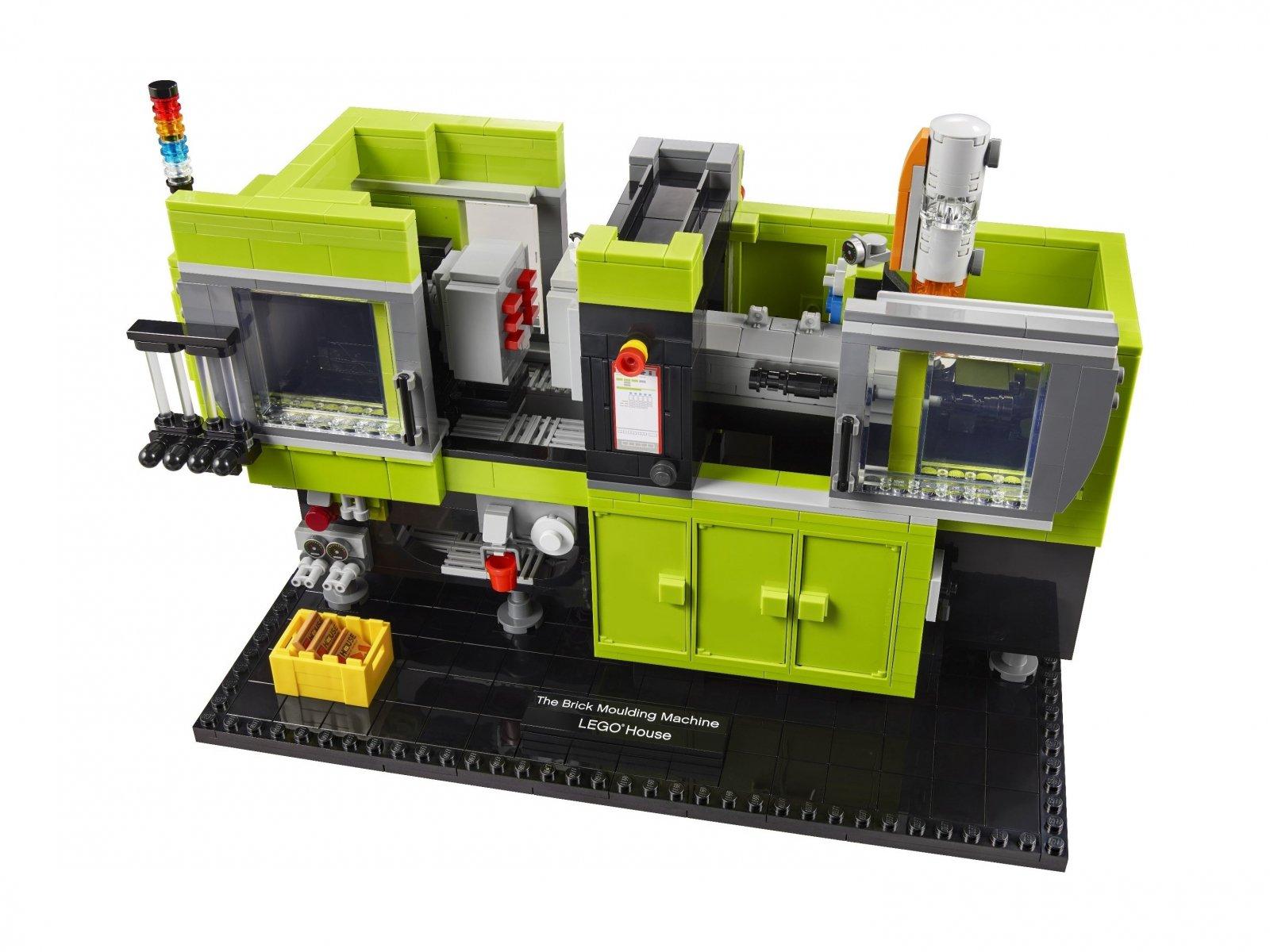 LEGO 40502 House Maszyna do formowania klocków