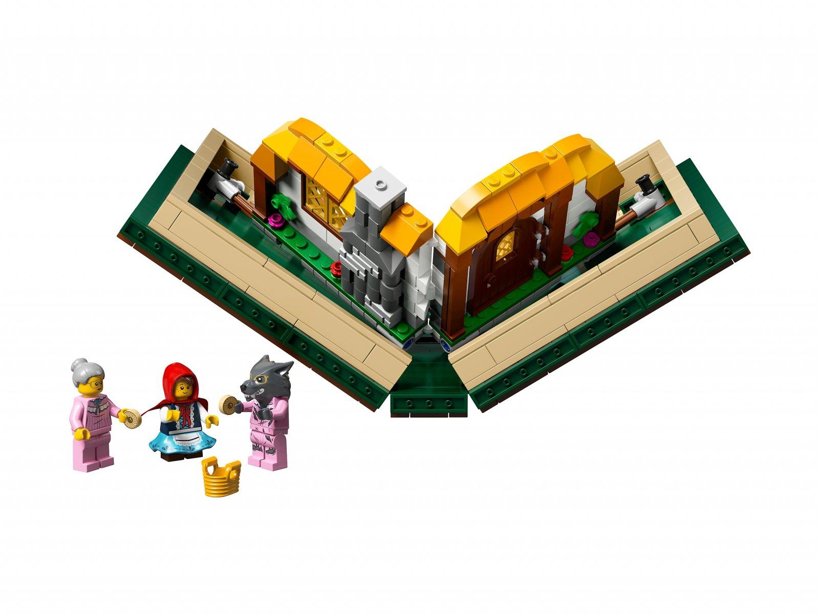 LEGO Ideas 21315 Wyskakująca książką