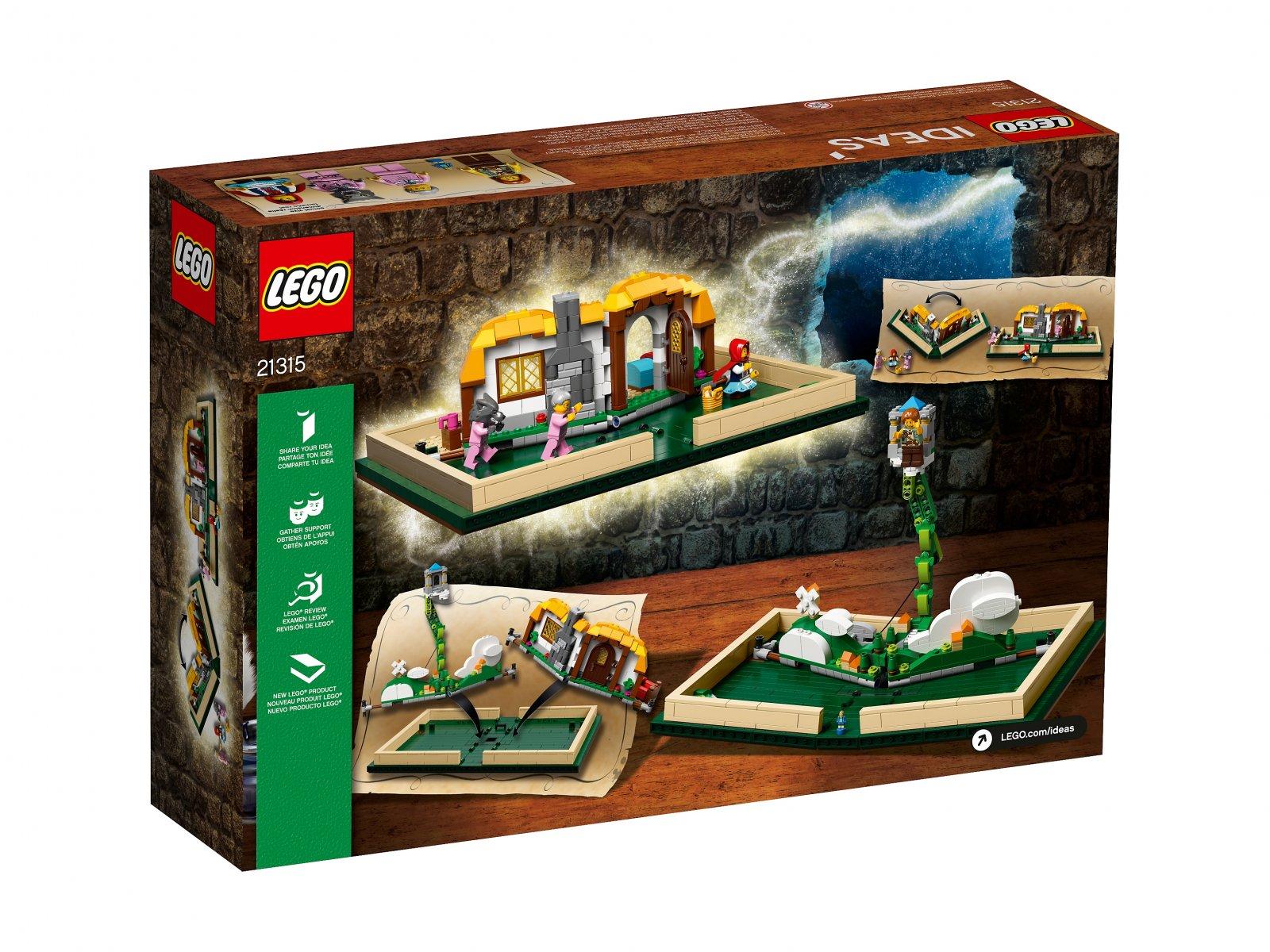 LEGO Ideas Wyskakująca książką