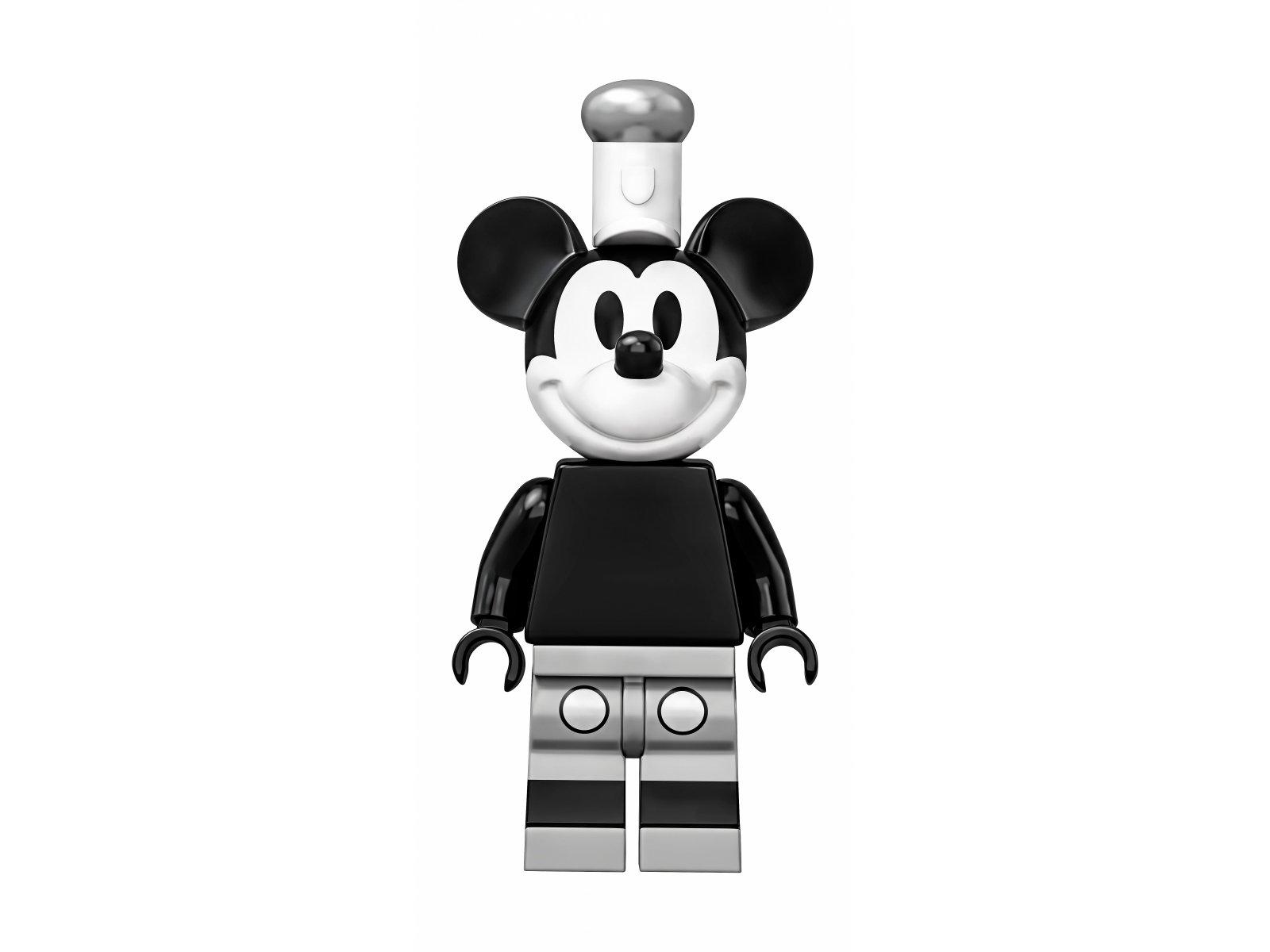 LEGO Ideas 21317 Parowiec Willie