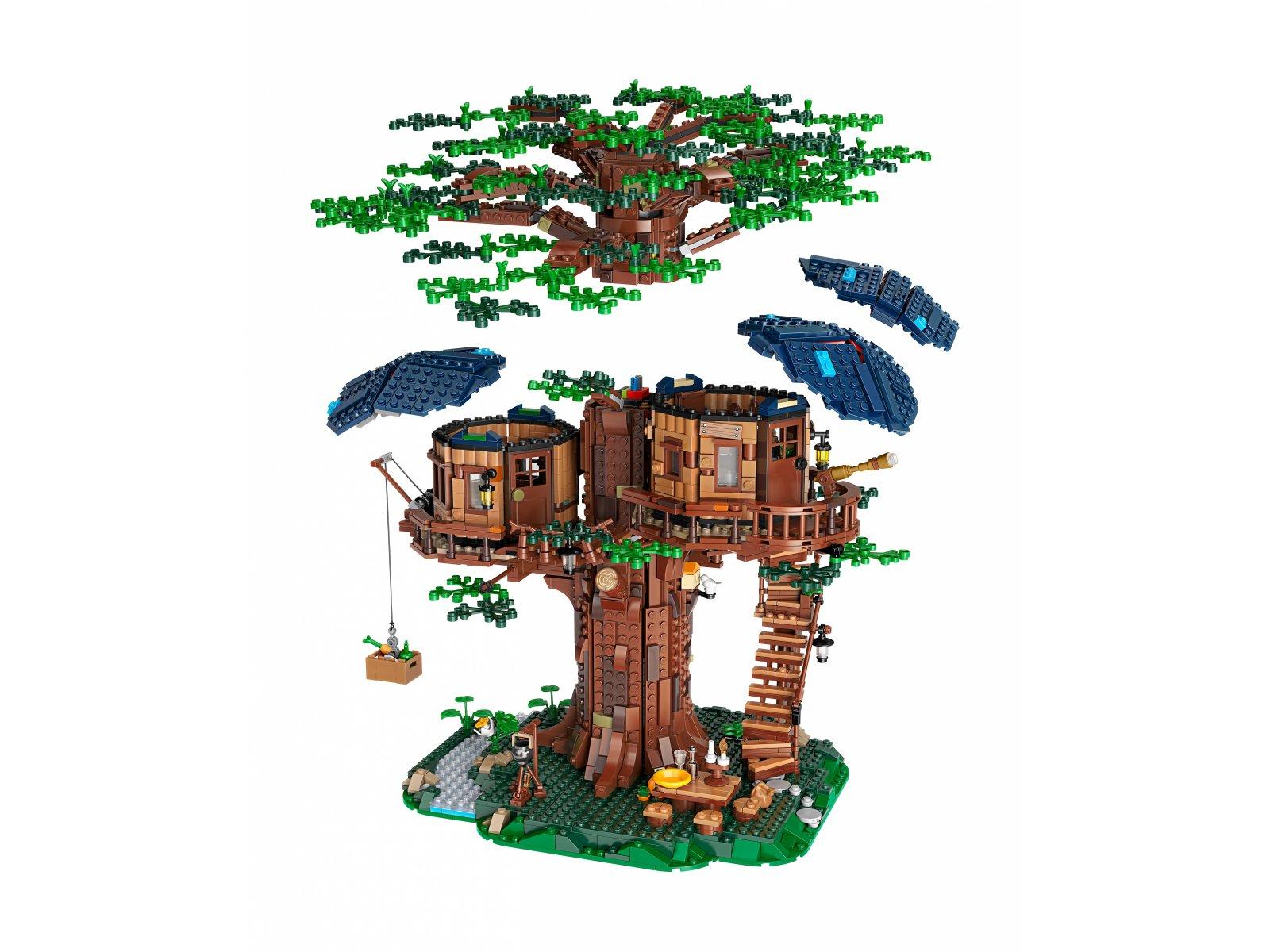 LEGO Ideas Domek na drzewie 21318