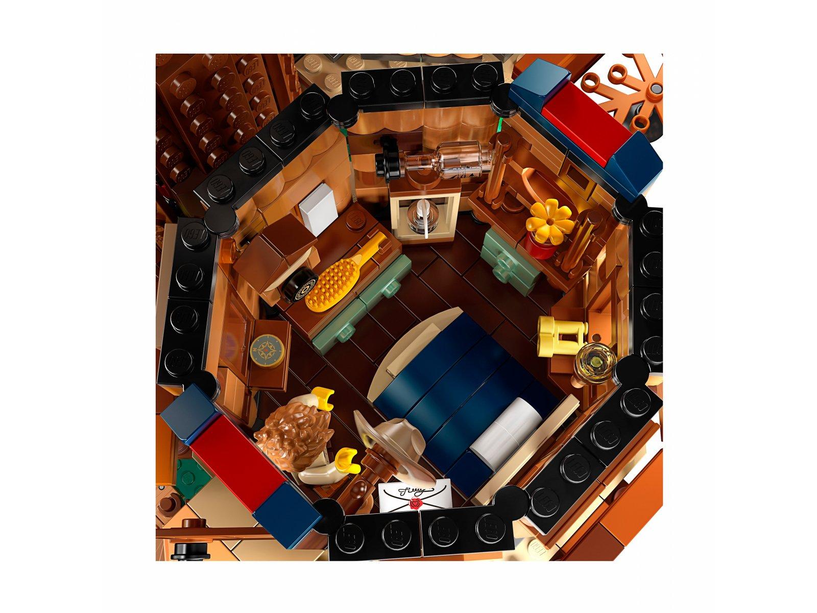 LEGO Ideas 21318 Domek na drzewie