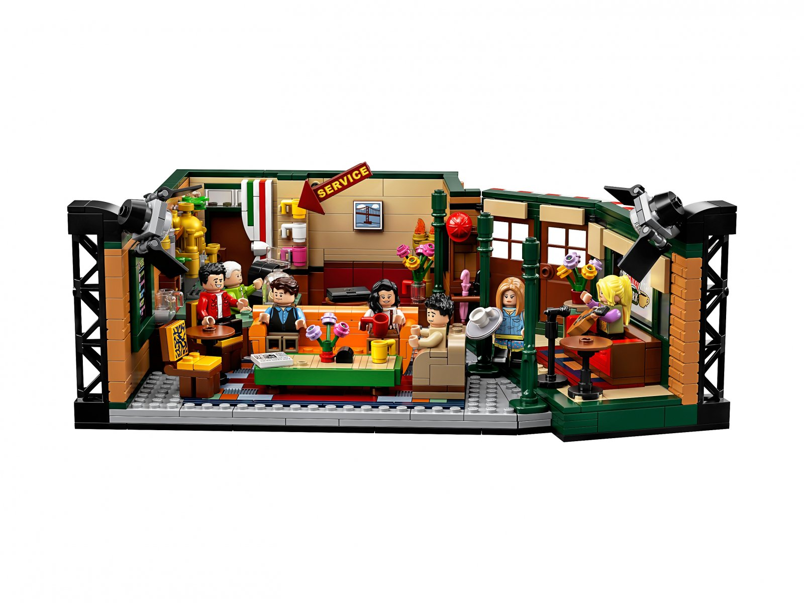 LEGO 21319 Ideas Central Perk