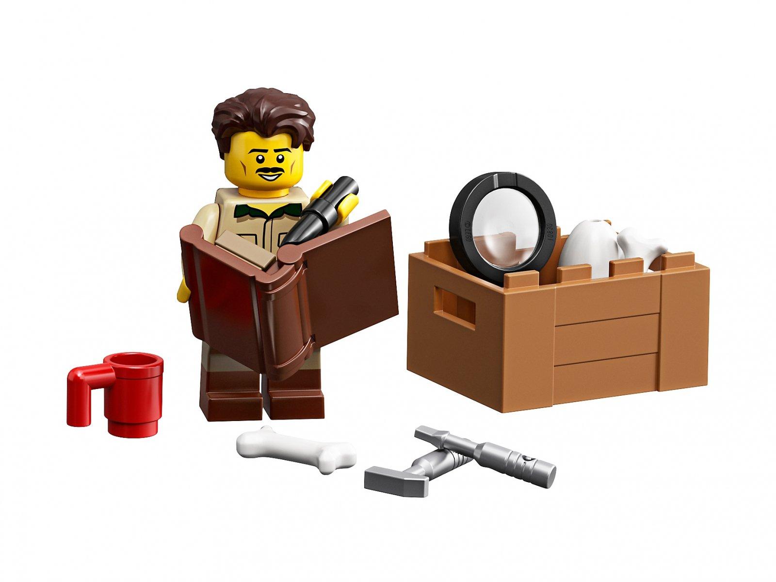 LEGO Ideas 21320 Szkielety dinozaurów