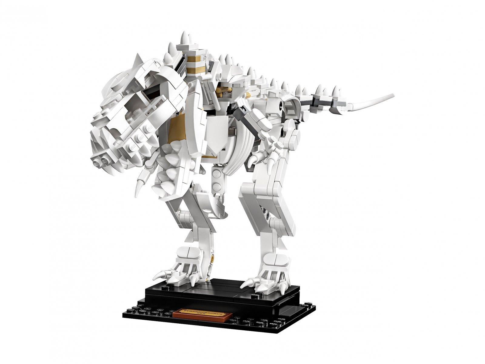 LEGO 21320 Szkielety dinozaurów