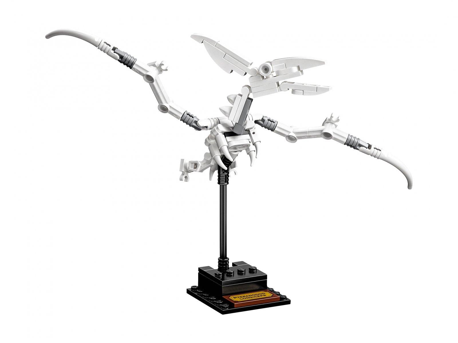 LEGO Ideas Szkielety dinozaurów 21320