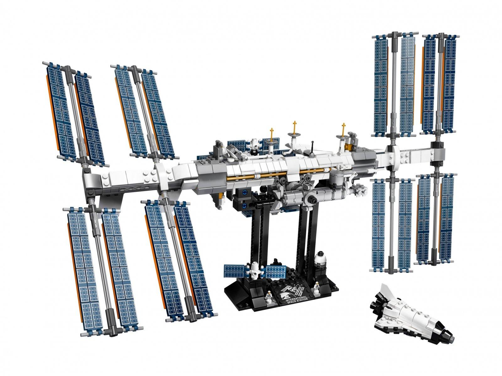 LEGO Ideas 21321 Międzynarodowa Stacja Kosmiczna