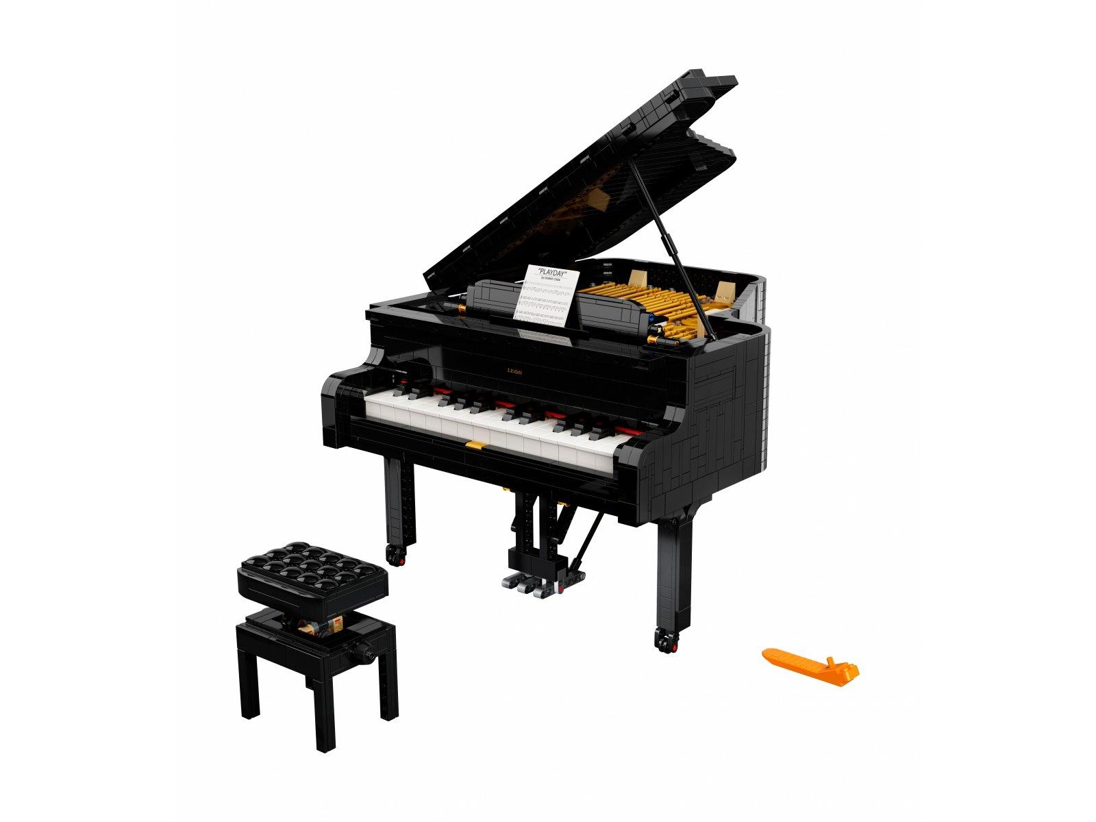 LEGO Ideas Fortepian 21323