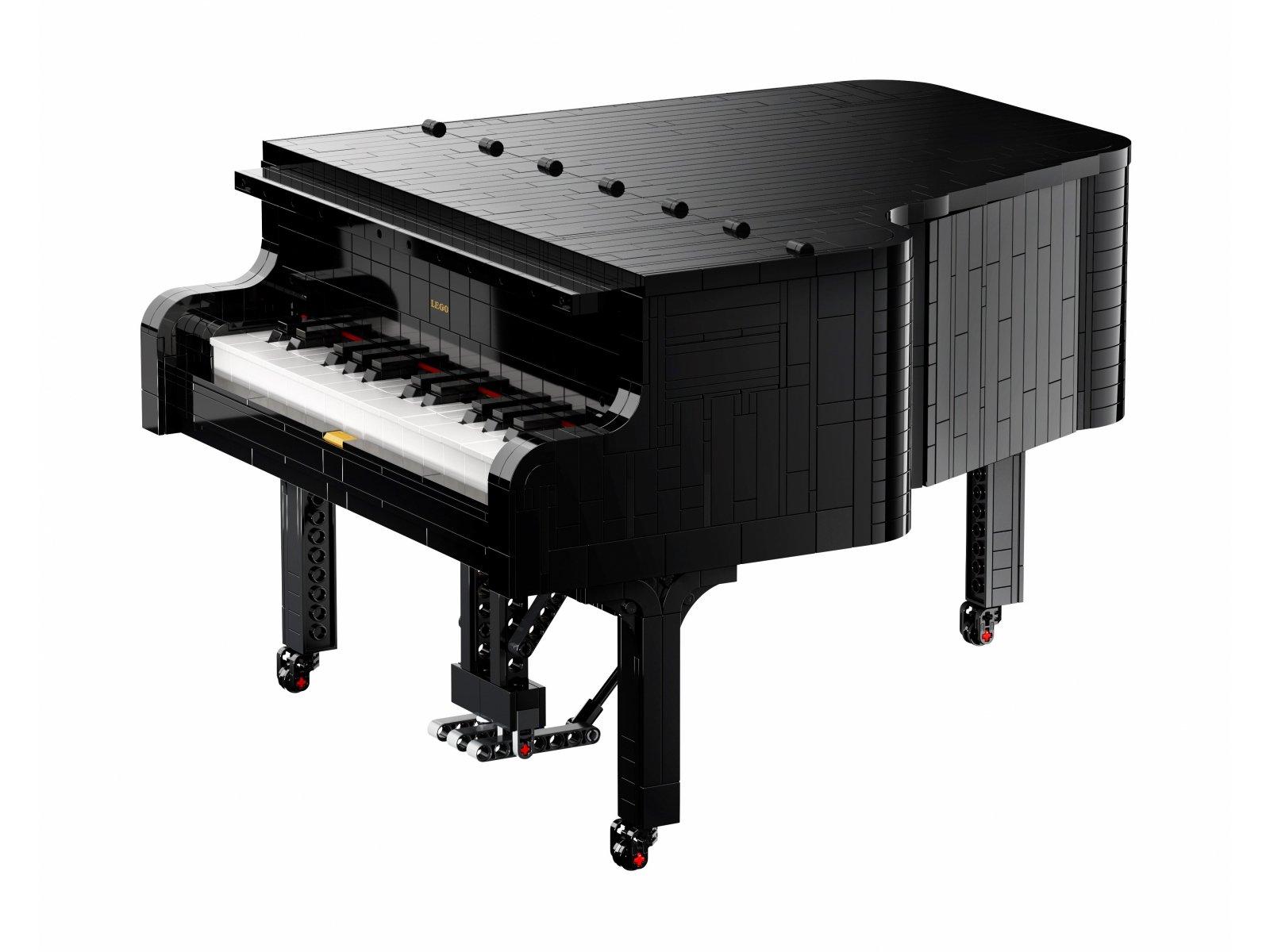 LEGO 21323 Fortepian