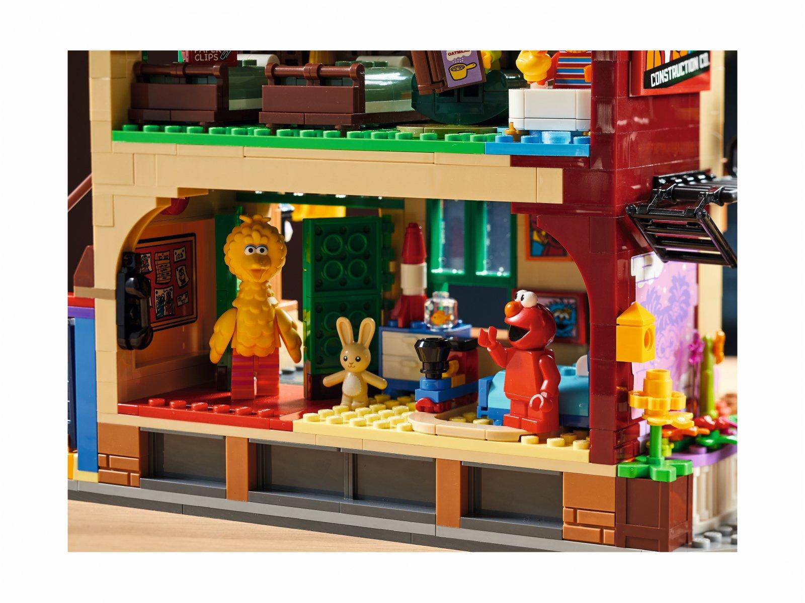 LEGO 21324 Ideas 123 Sesame Street