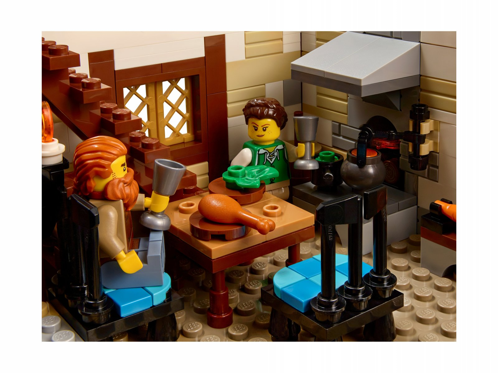 LEGO Ideas Średniowieczna kuźnia 21325