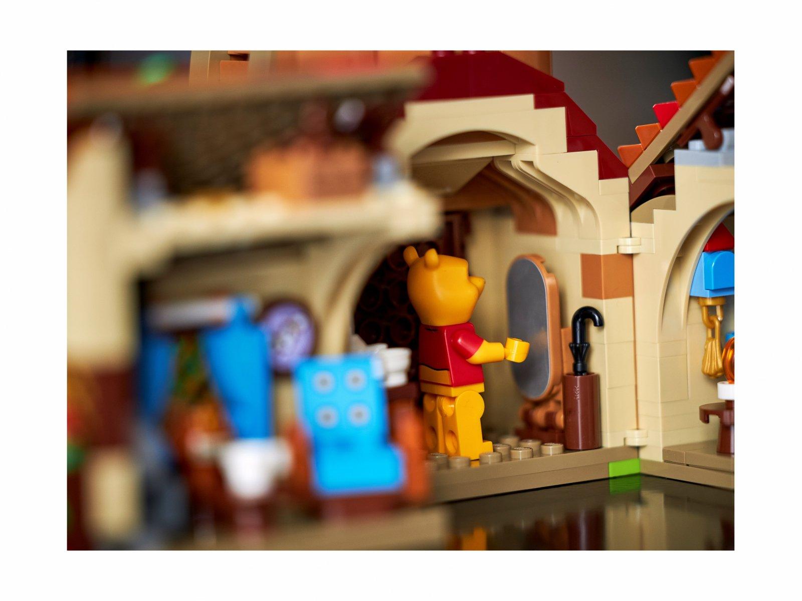 LEGO Ideas Kubuś Puchatek 21326